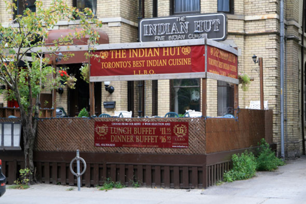 The Indian Hut