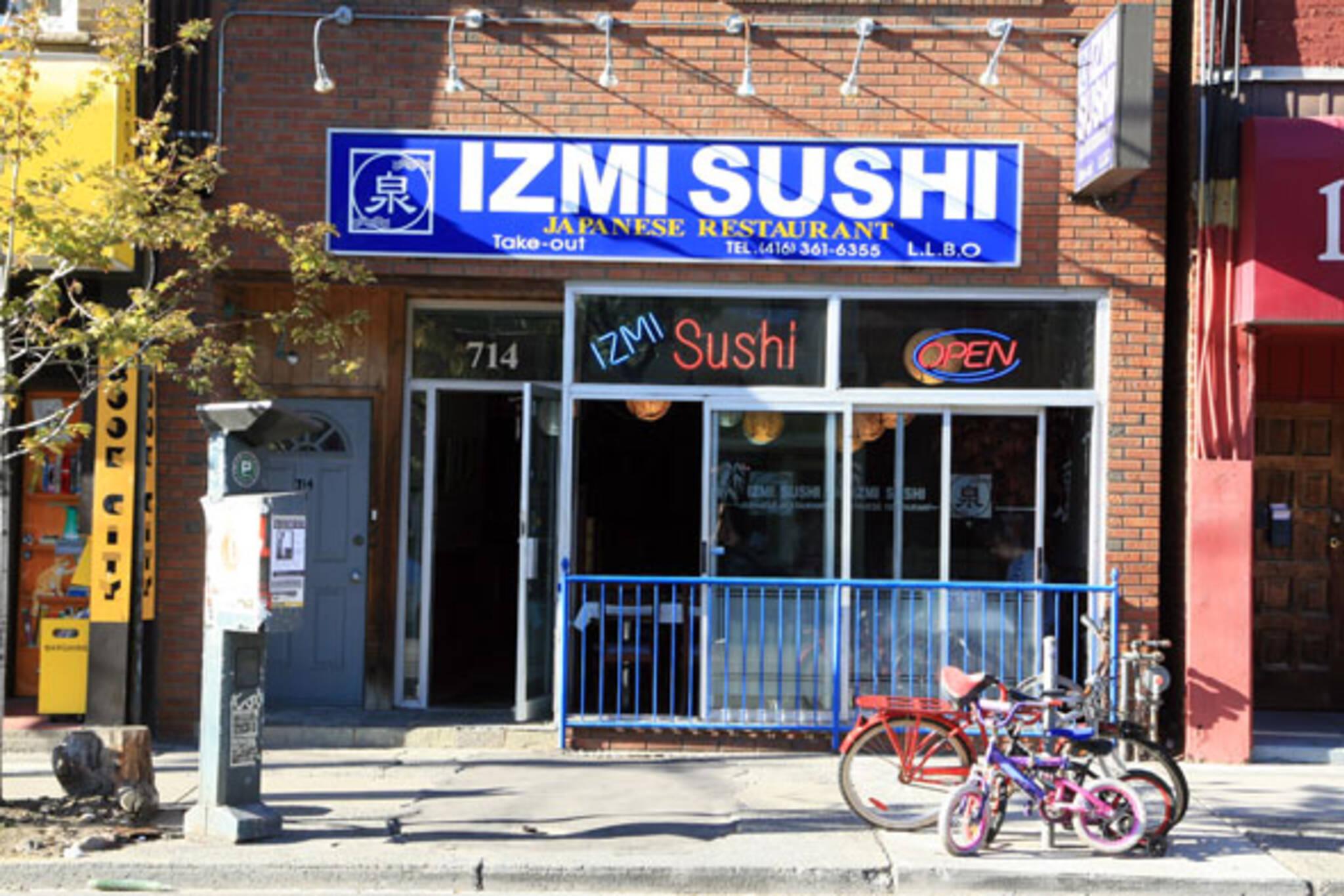Izmi Sushi