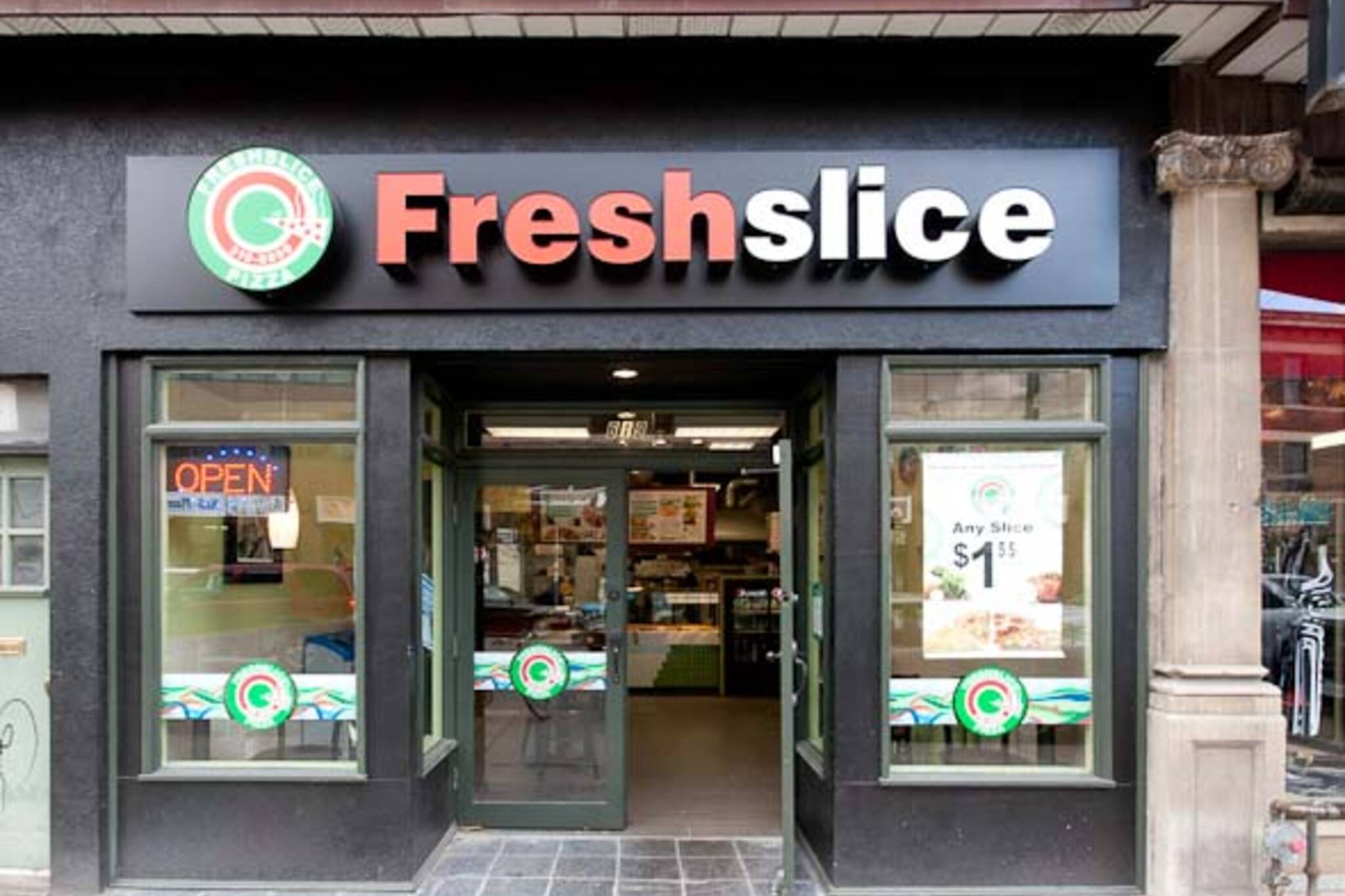 Freshslice Toronto