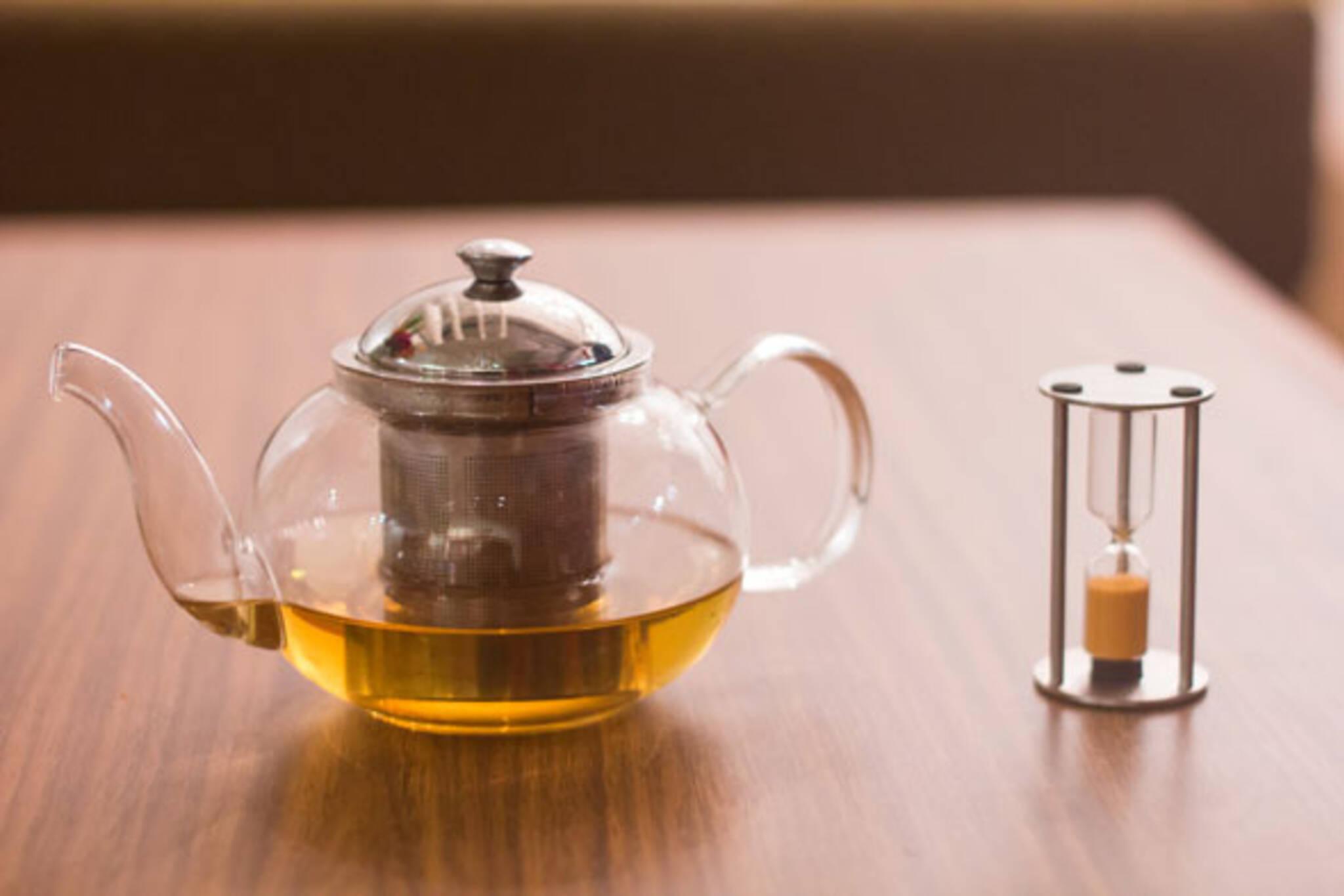 Samadhi Tea House