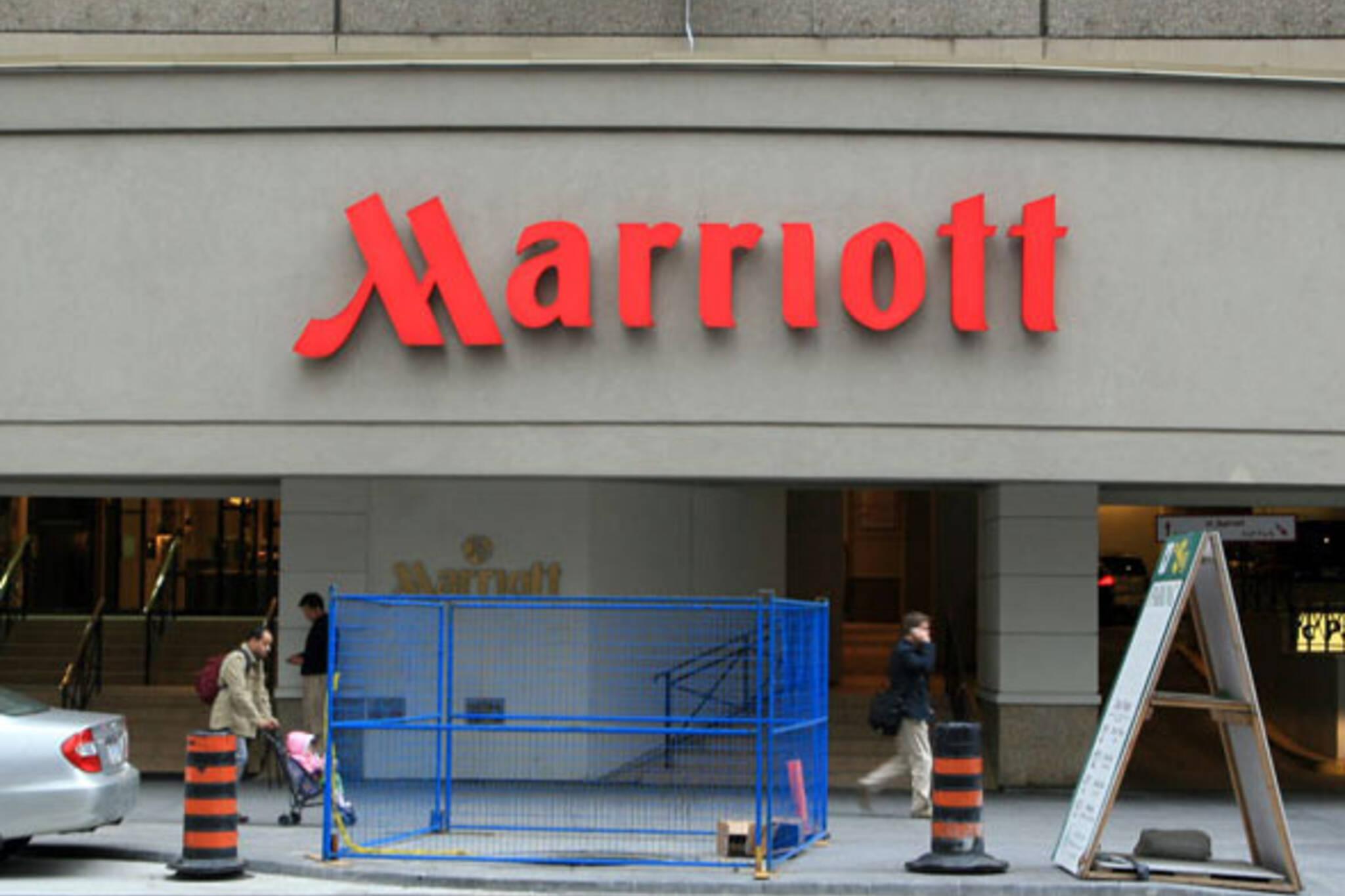 Marriott Bloor Toronto