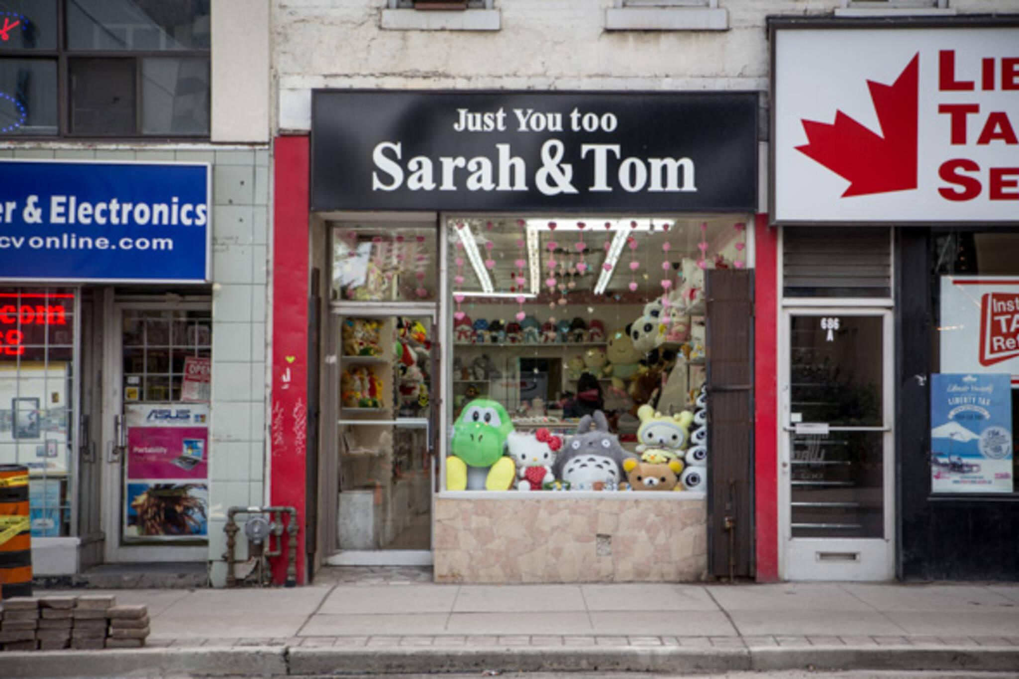 Just You Too Sarah And Tom Blogto