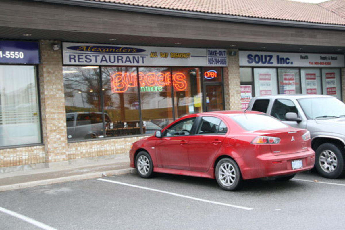 Alexander's Restaurant Richmond Hill