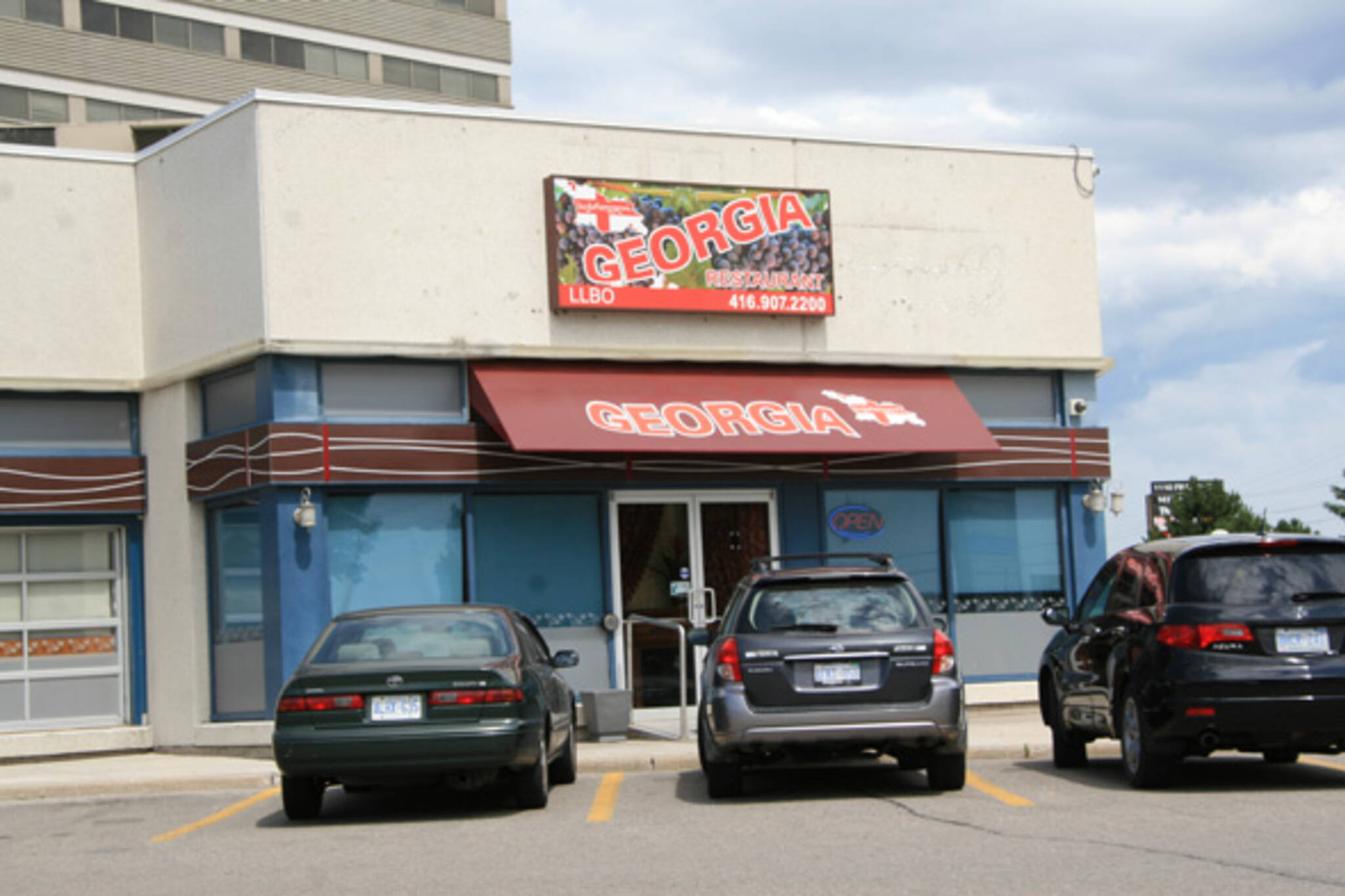 Georgia Restaurant Toronto