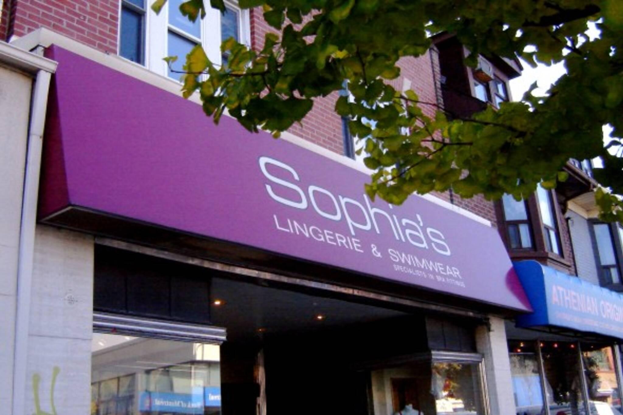 Sophia's Lingerie