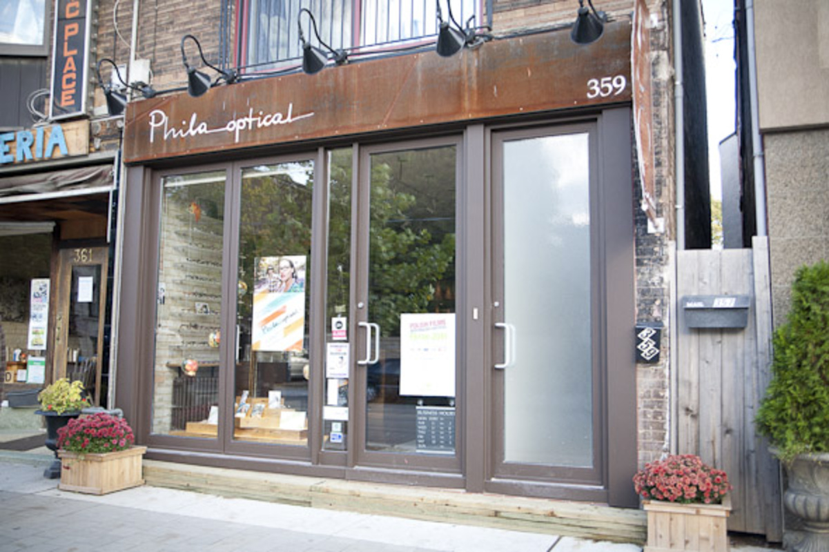 Phila Optical Toronto