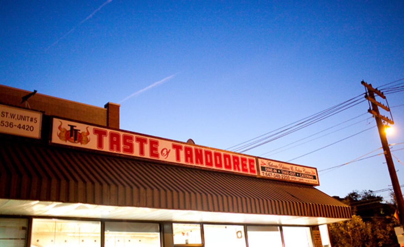 Taste of Tandooree Restaurant