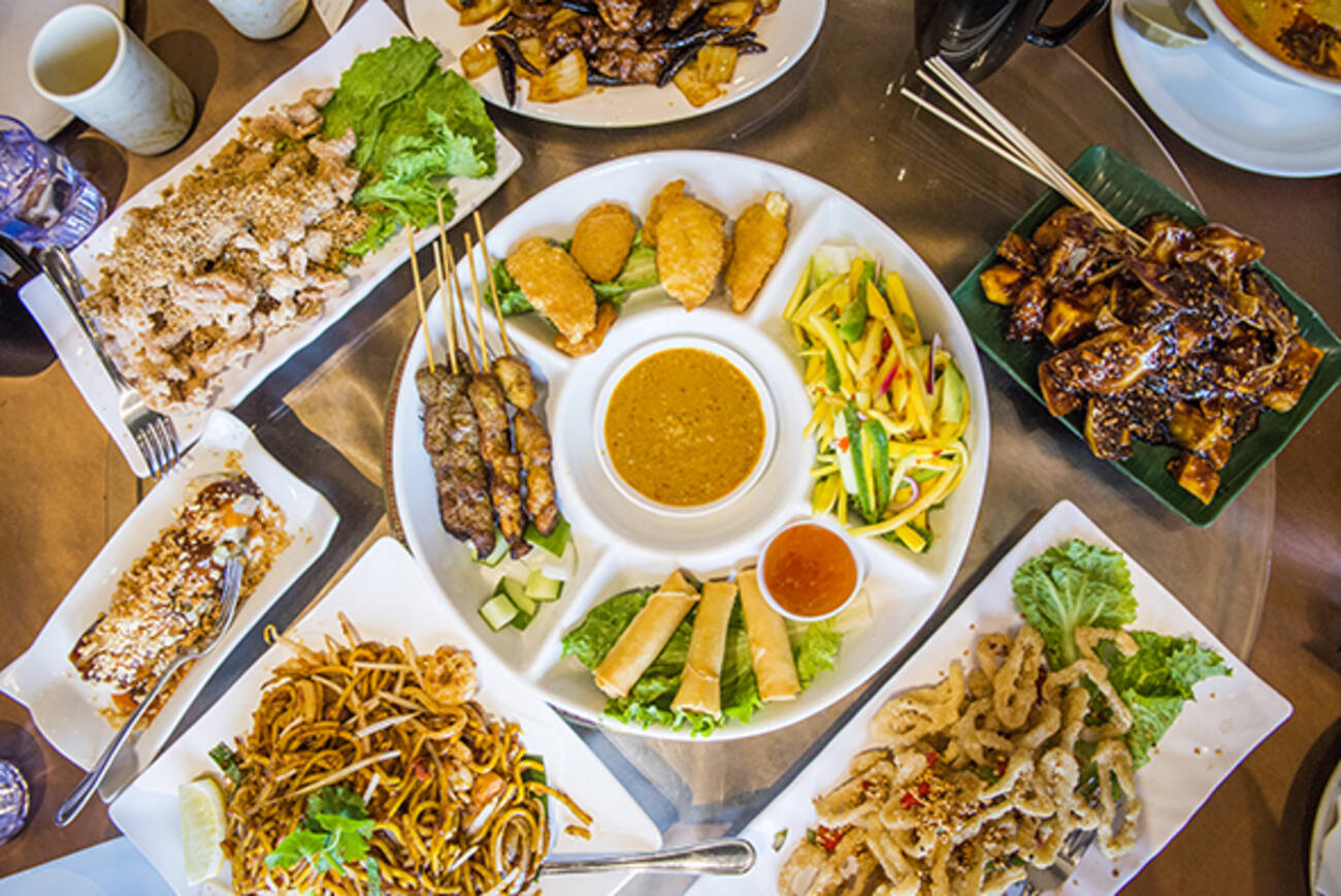 Best Indonesian Food Toronto