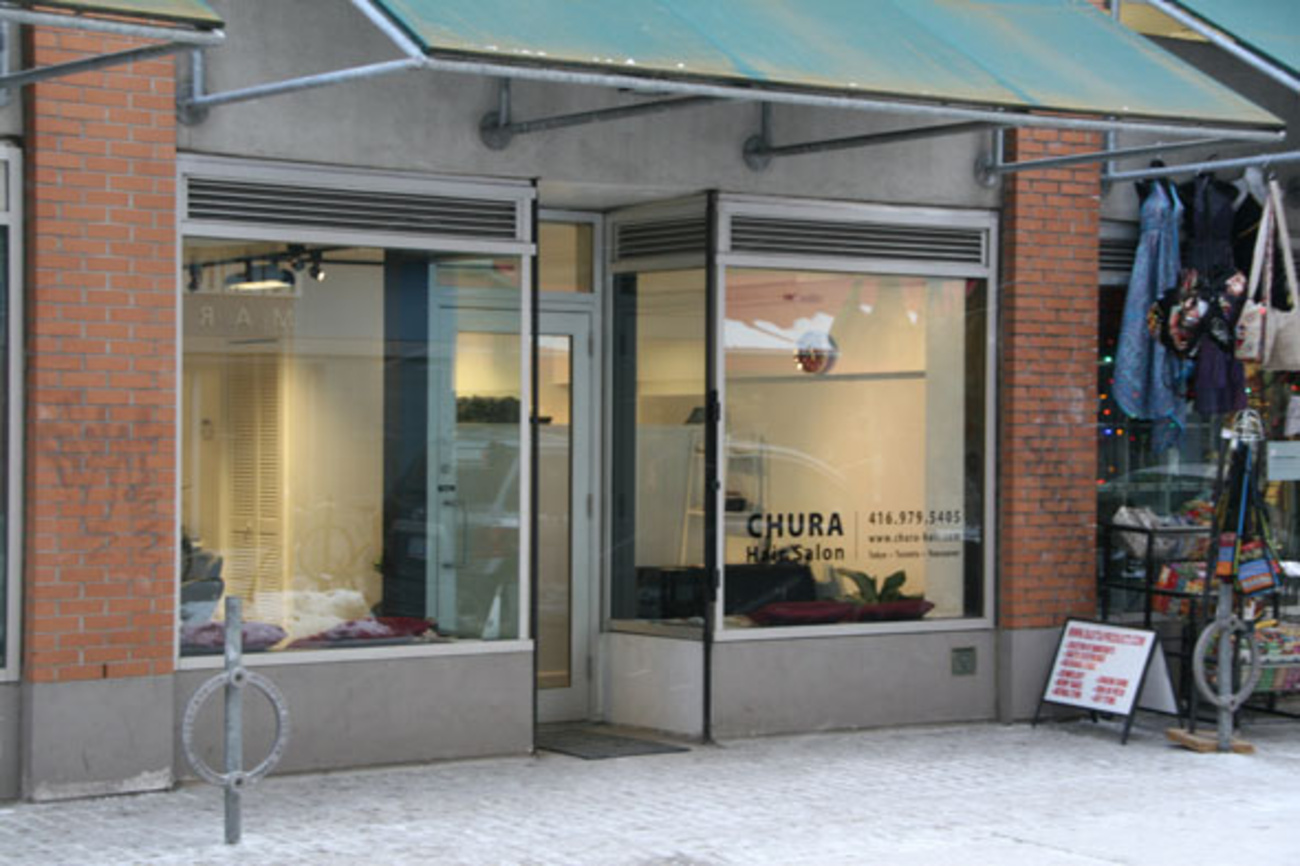 Chura Hair Salon Blogto Toronto