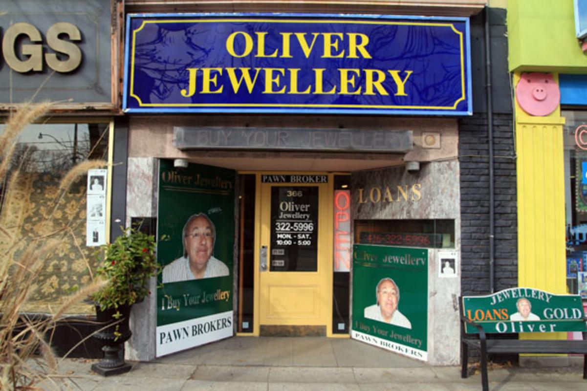 Oliver Jewellery
