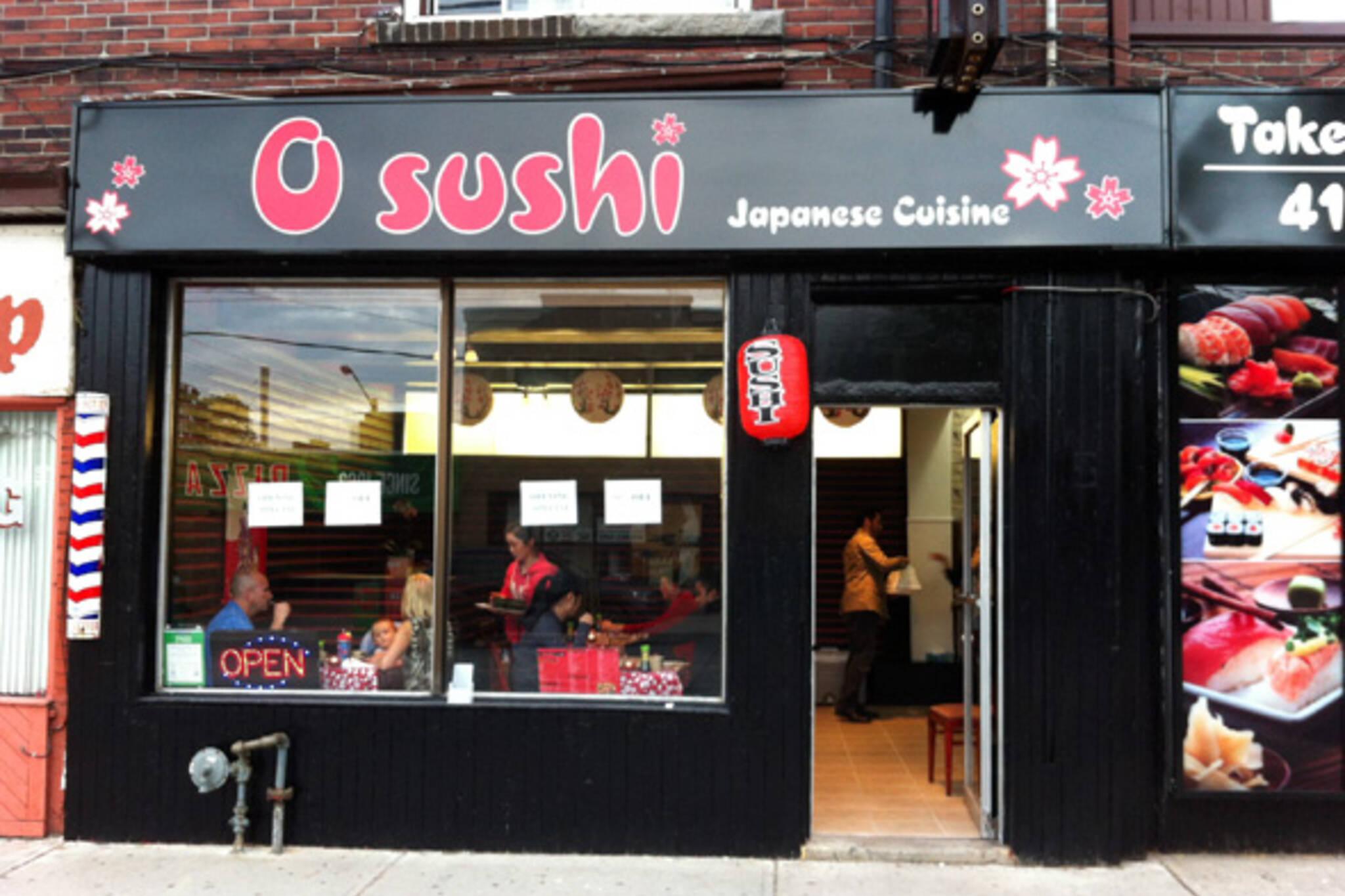 O Sushi