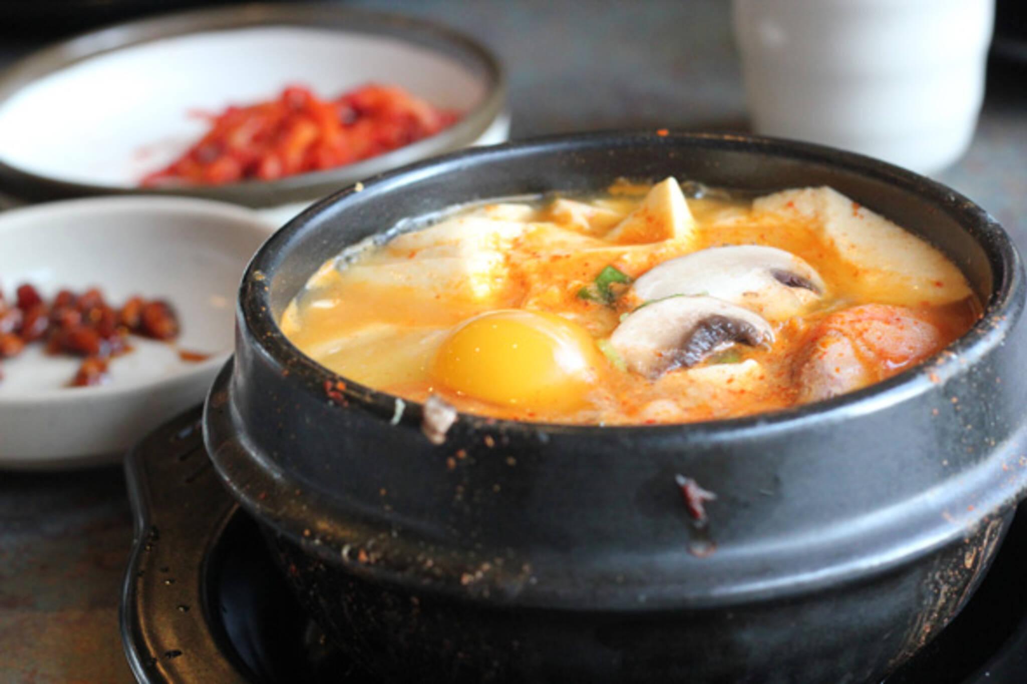 Buk Chang Dong Soon Tofu