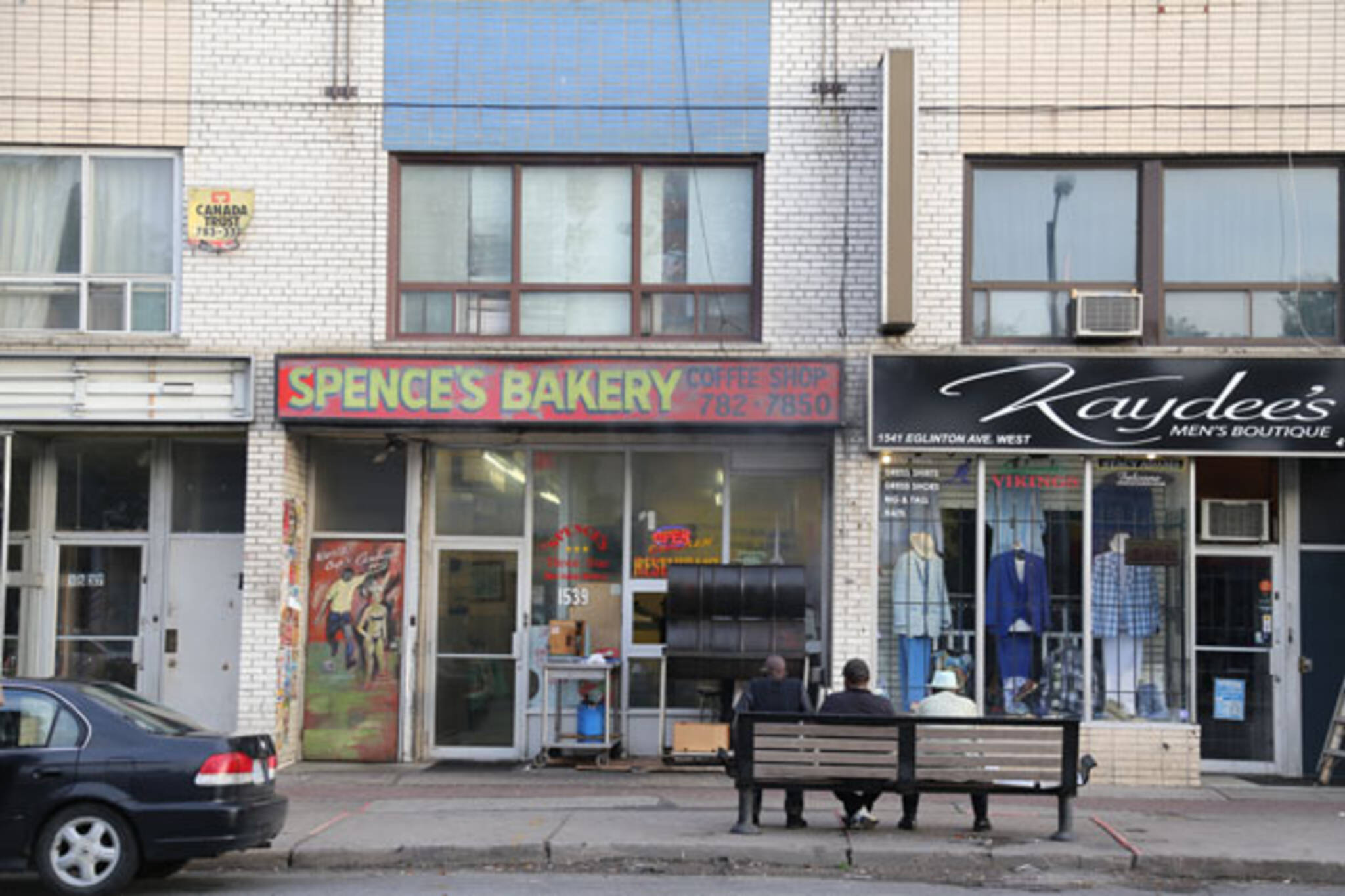 spences bakery toronto