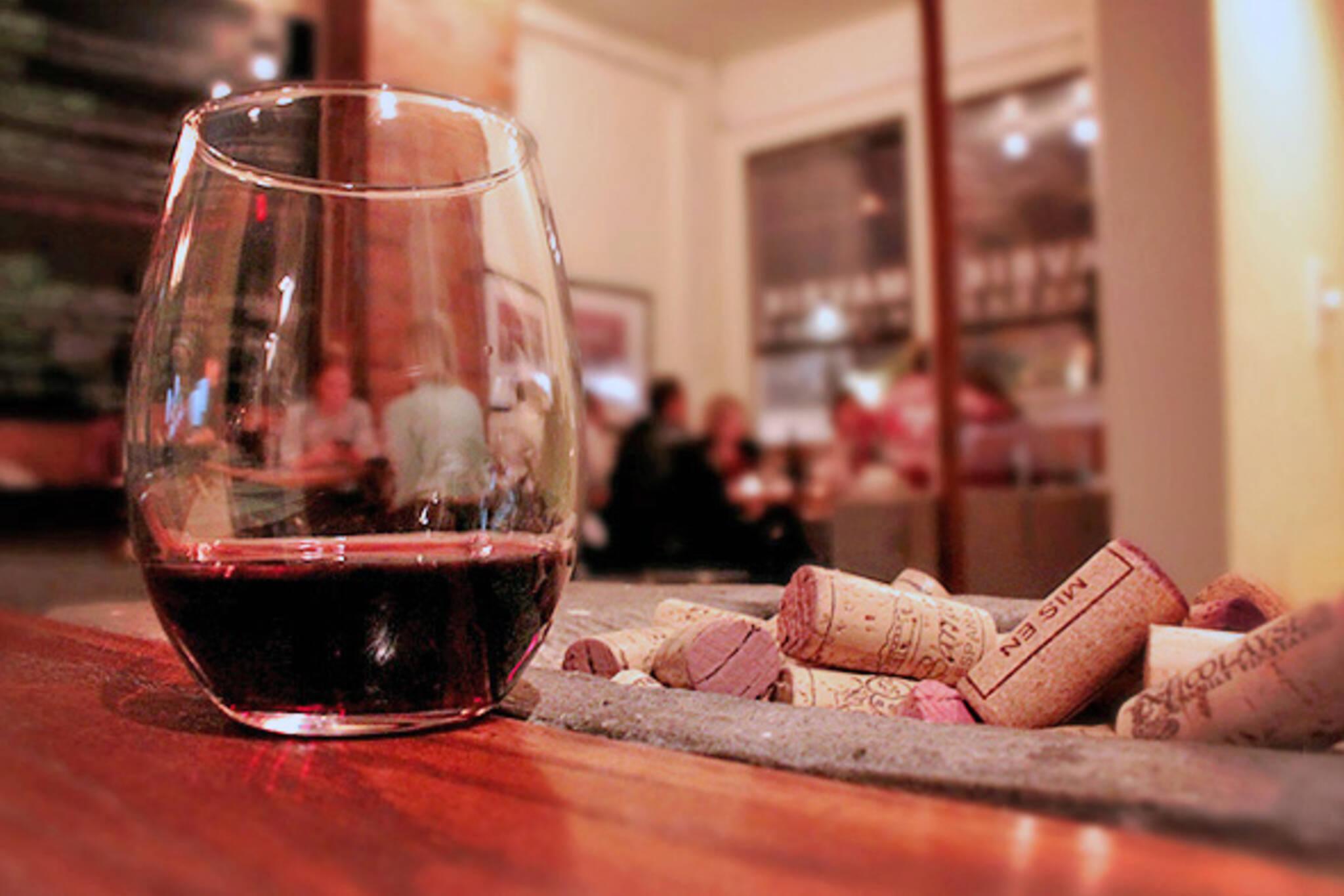 Mavrik Wine Bar Toronto