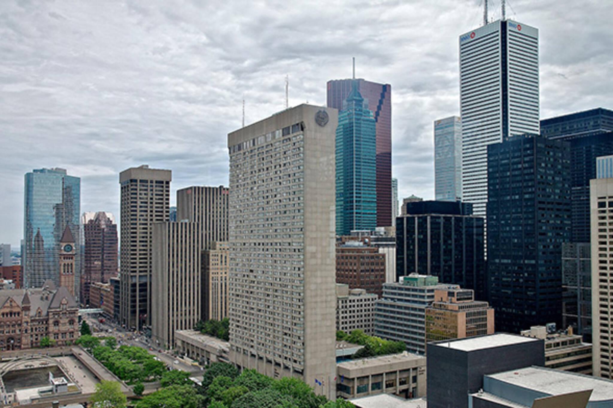 Sheraton Centre Hotel Toronto