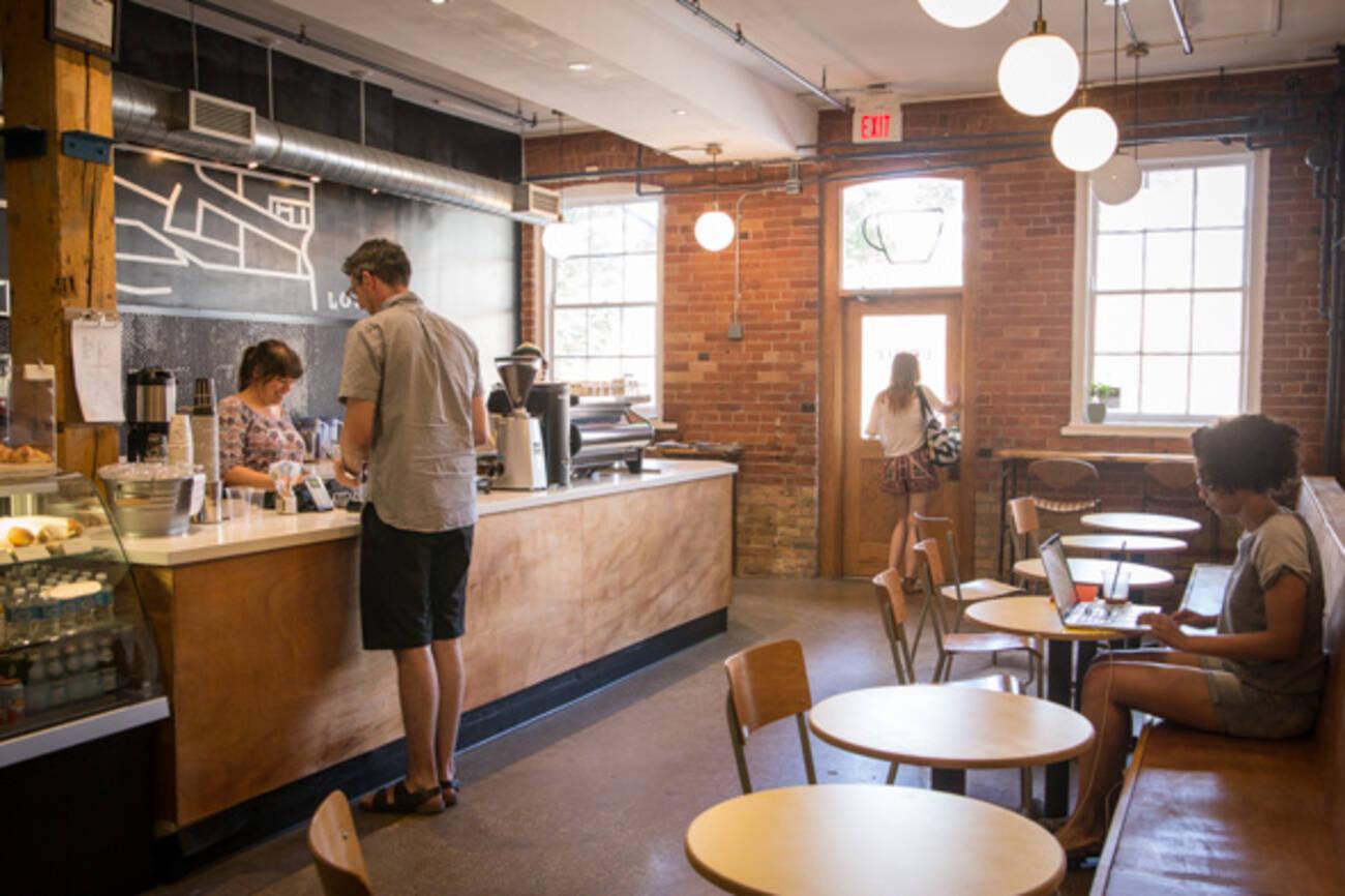 Louie Craft Coffee Blogto Toronto