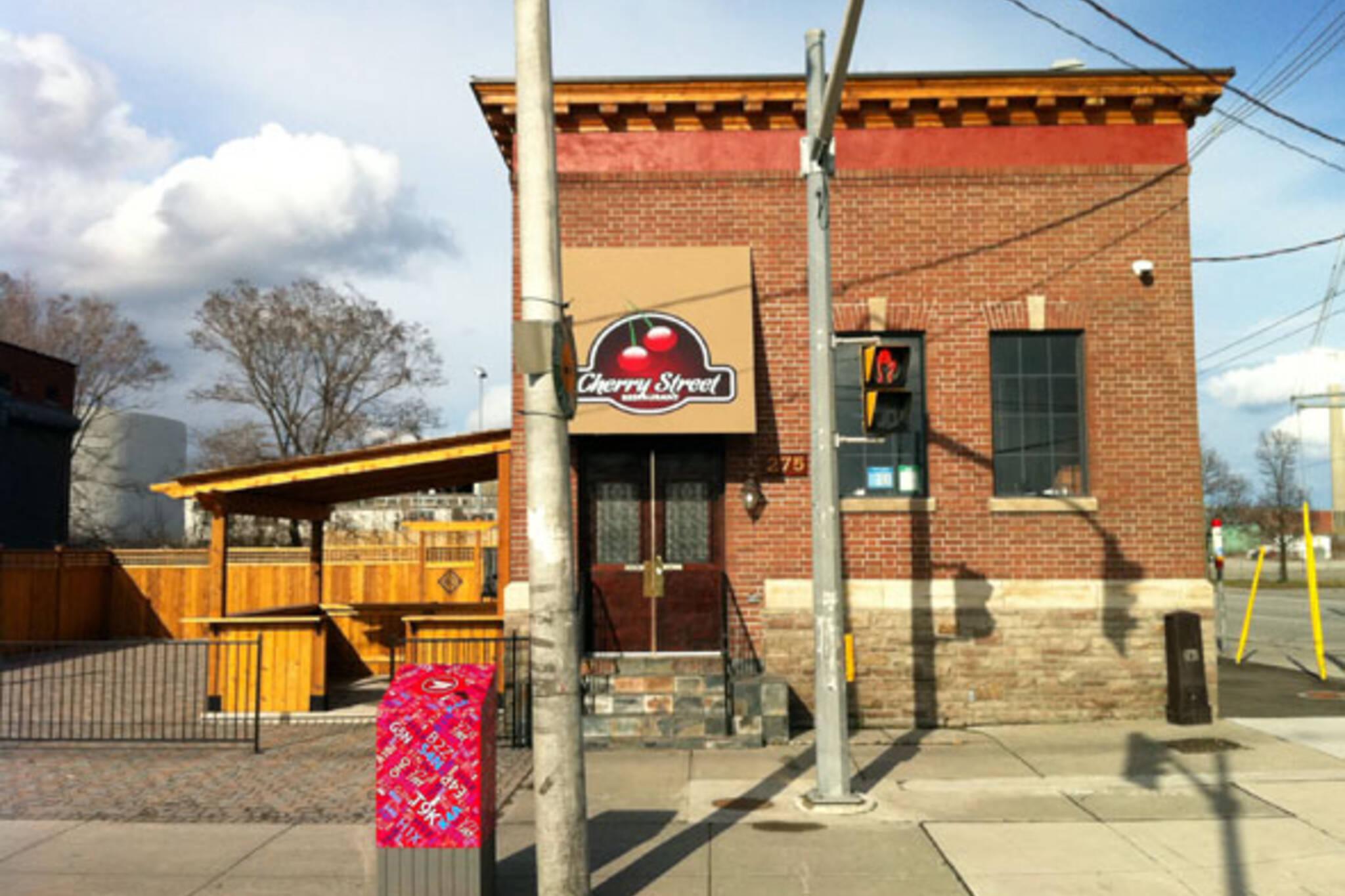 Cherry Street Restaurant Toronto