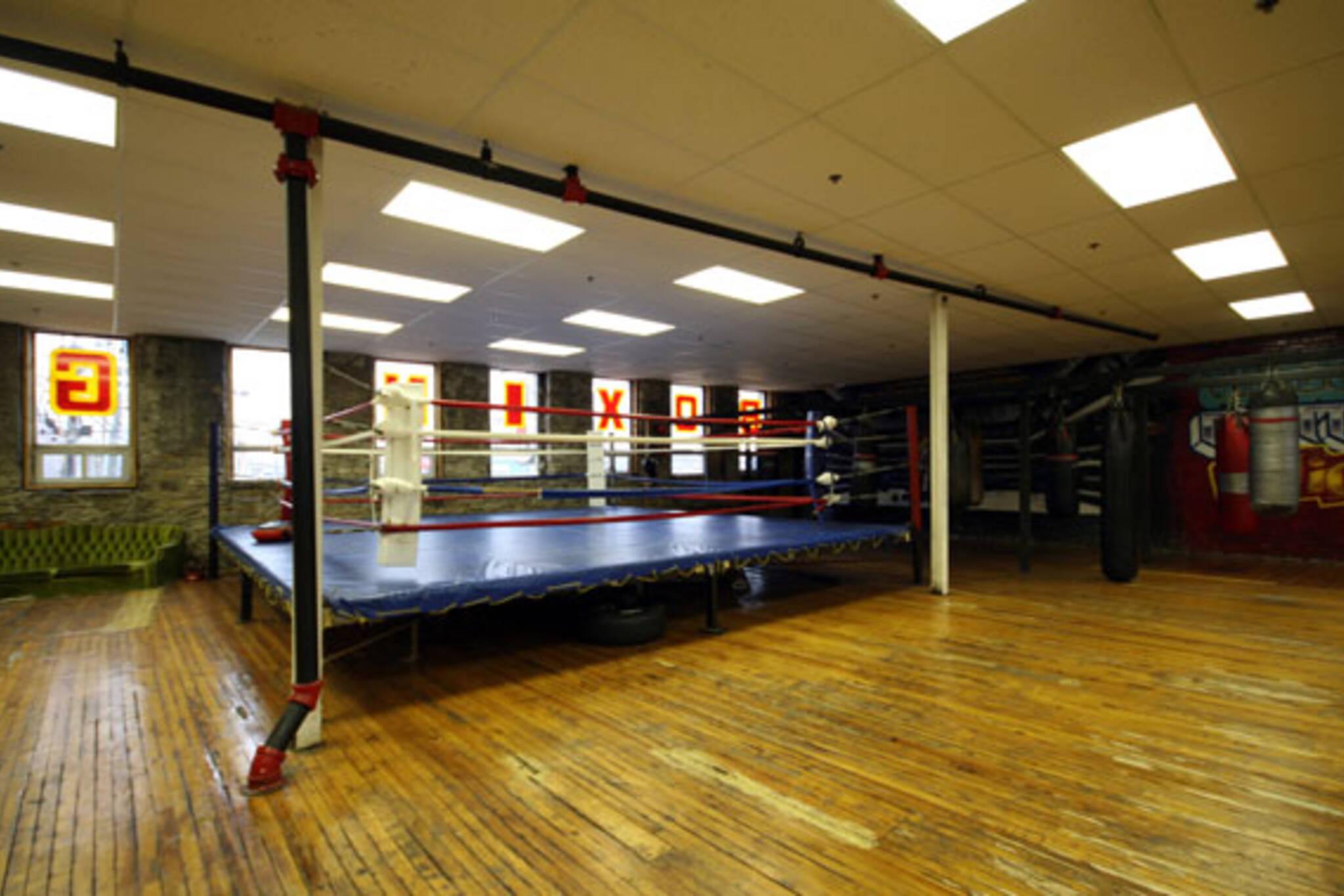 Bloor Street Boxing