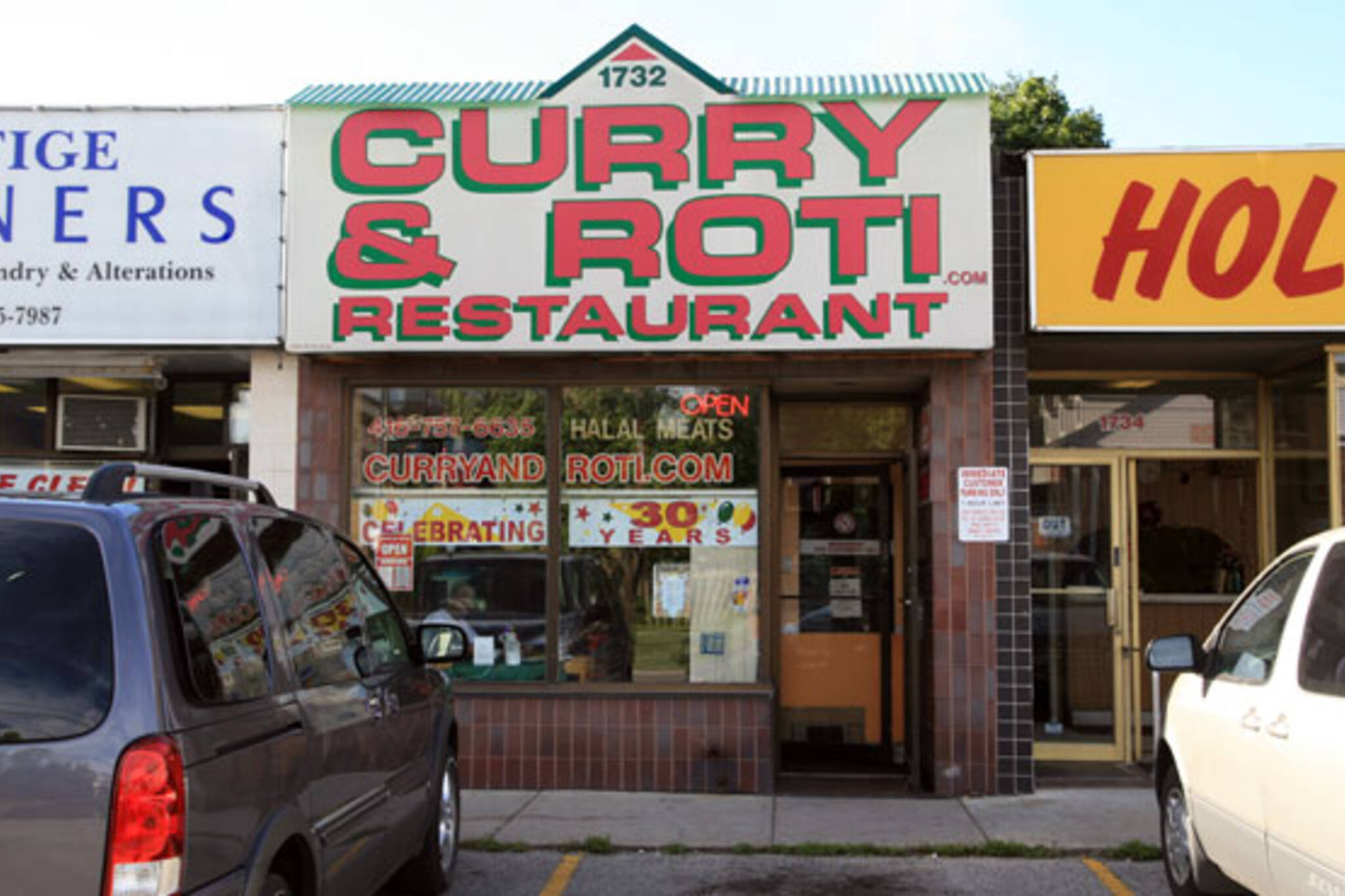 Curry & Roti