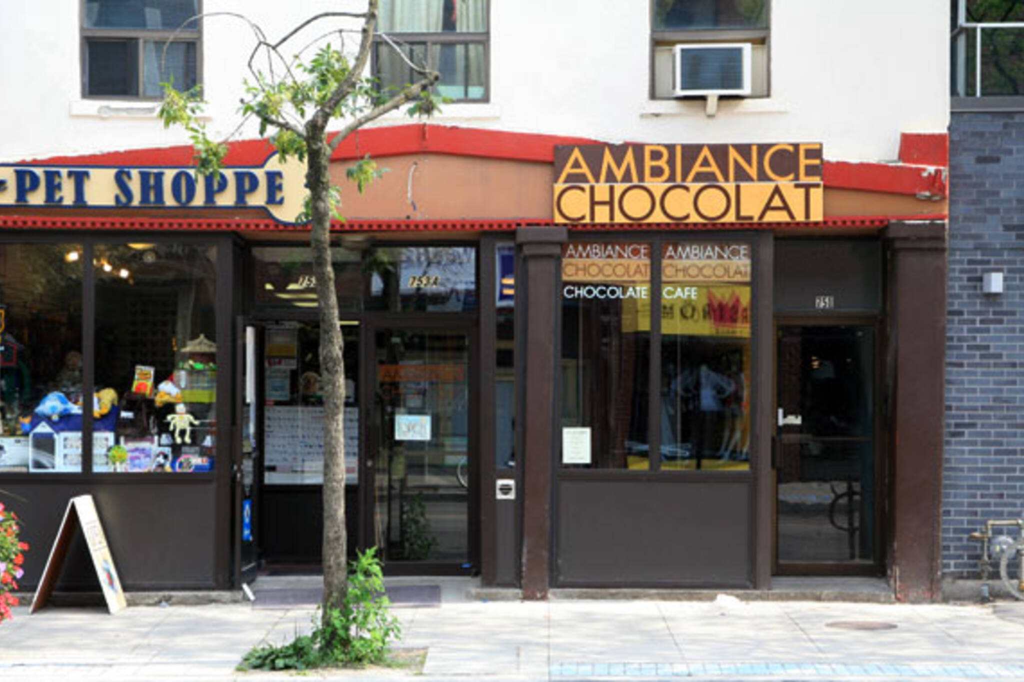 Ambiance Chocolat