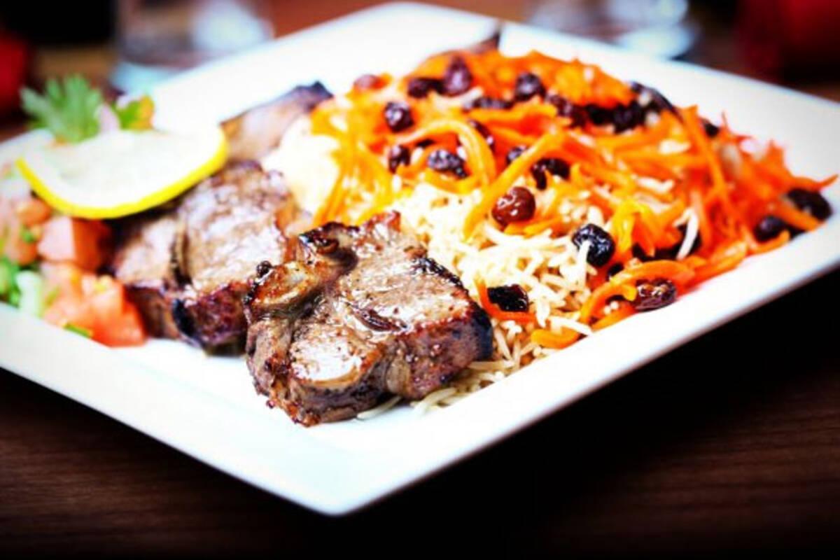 Nowshak restaurant for Afghan cuisine toronto