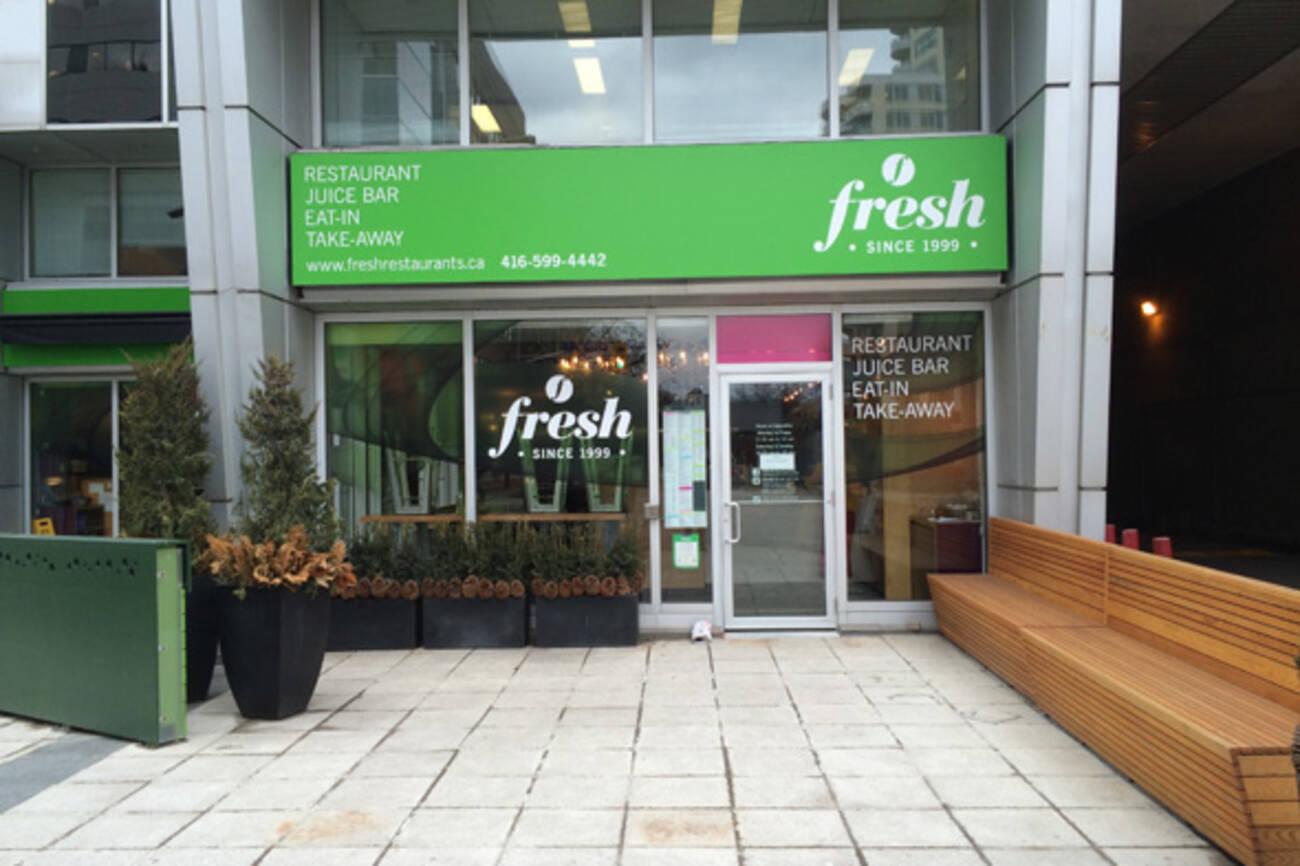 Fresh On Eglinton Blogto Toronto