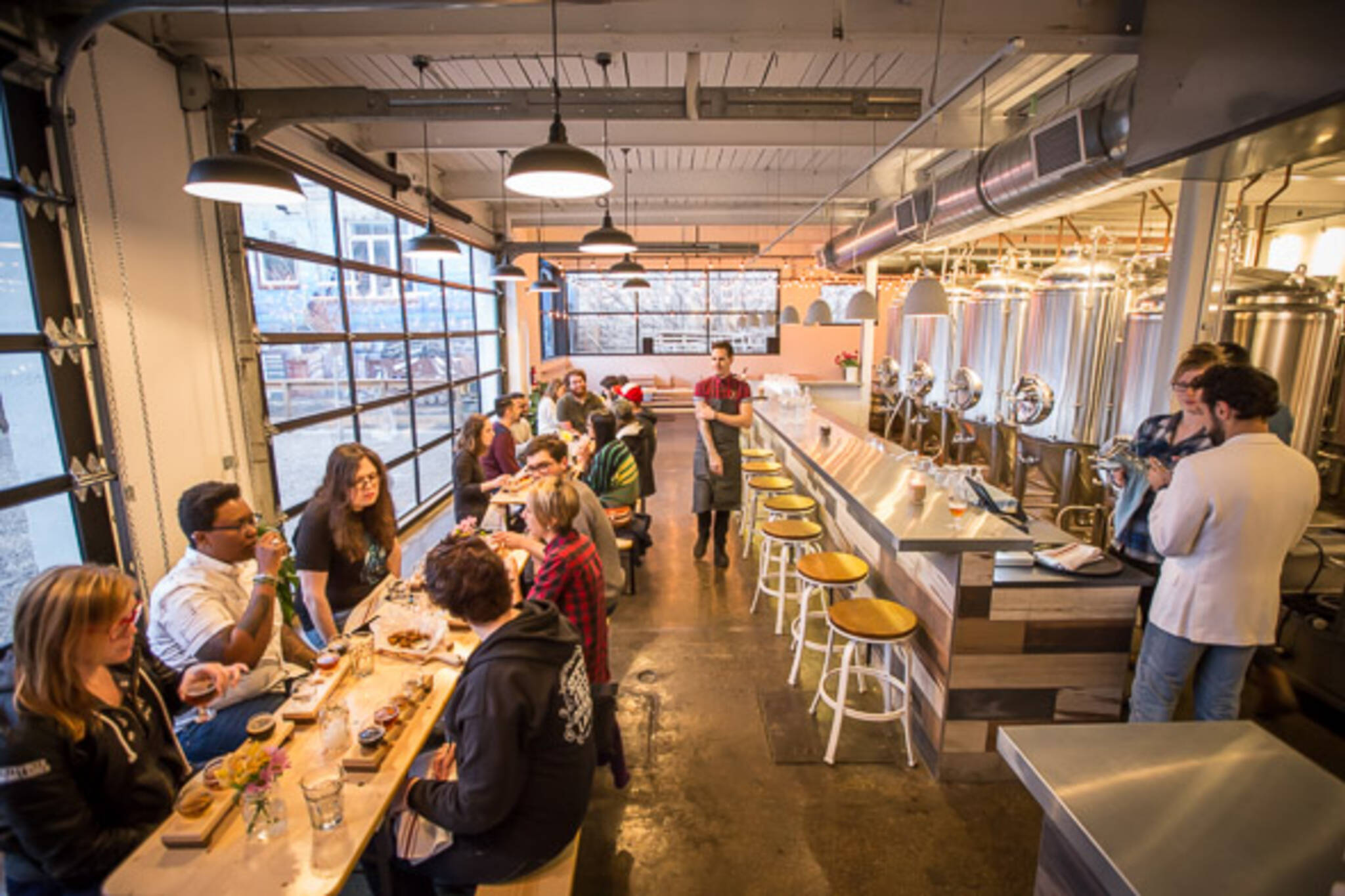 Bandit Brewery Toronto
