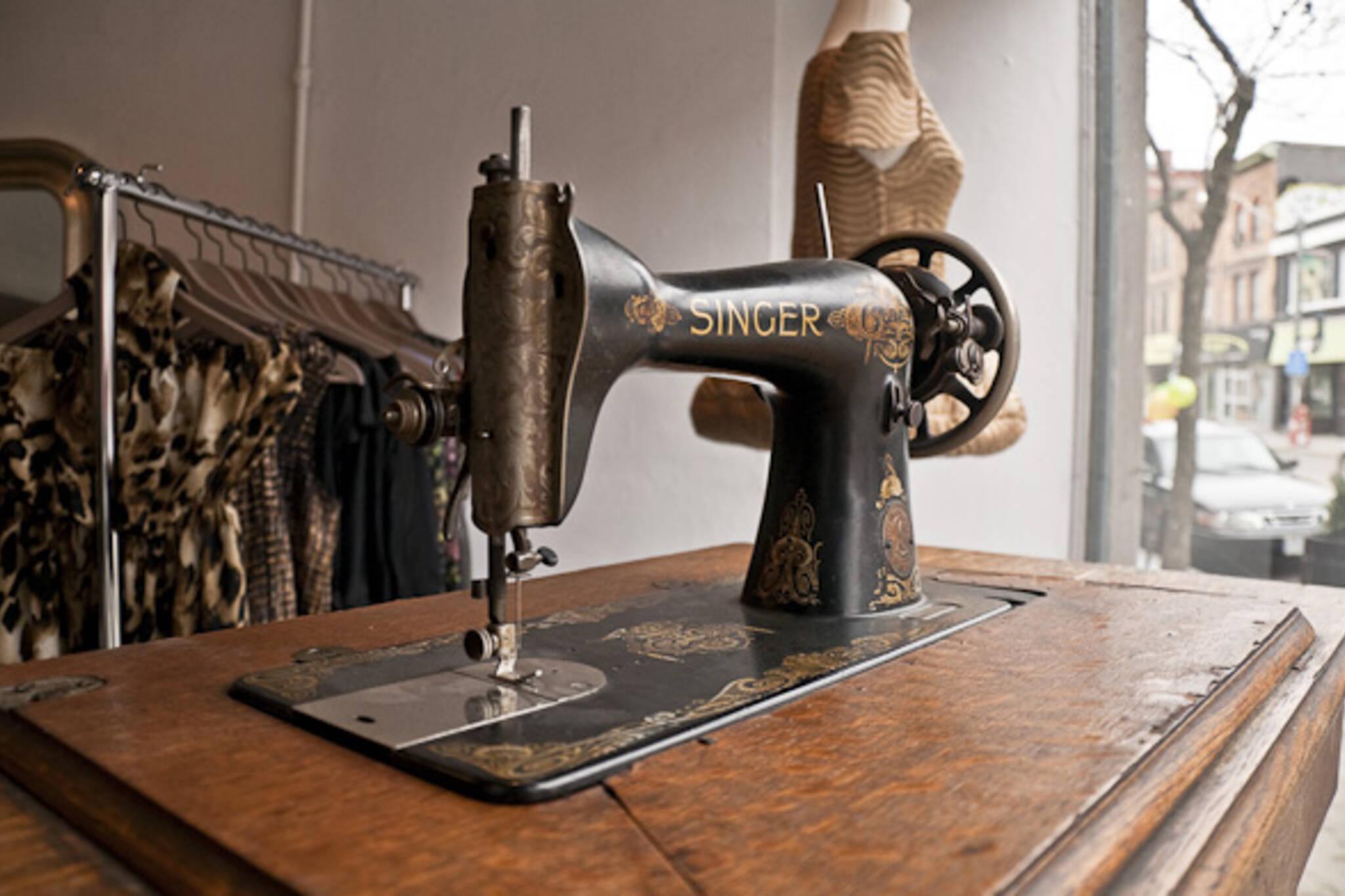 Silhouette Tailoring Toronto