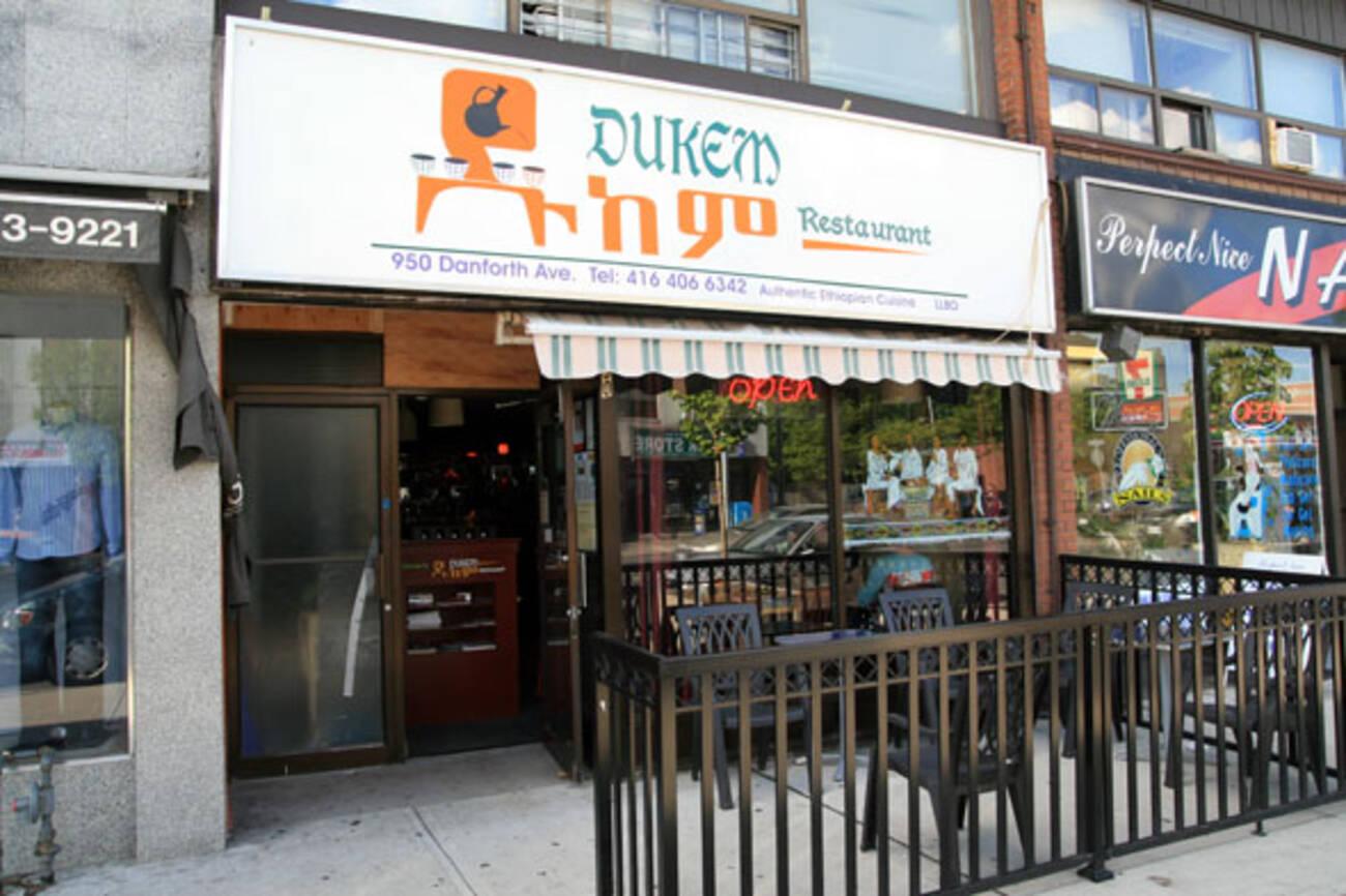 The Best Ethiopian Restaurant In Dc
