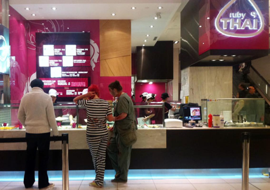 Ruby Thai (Urban Eatery) Toronto