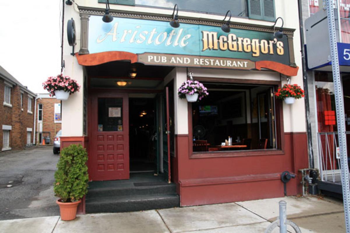 Aristotle McGregor's Toronto