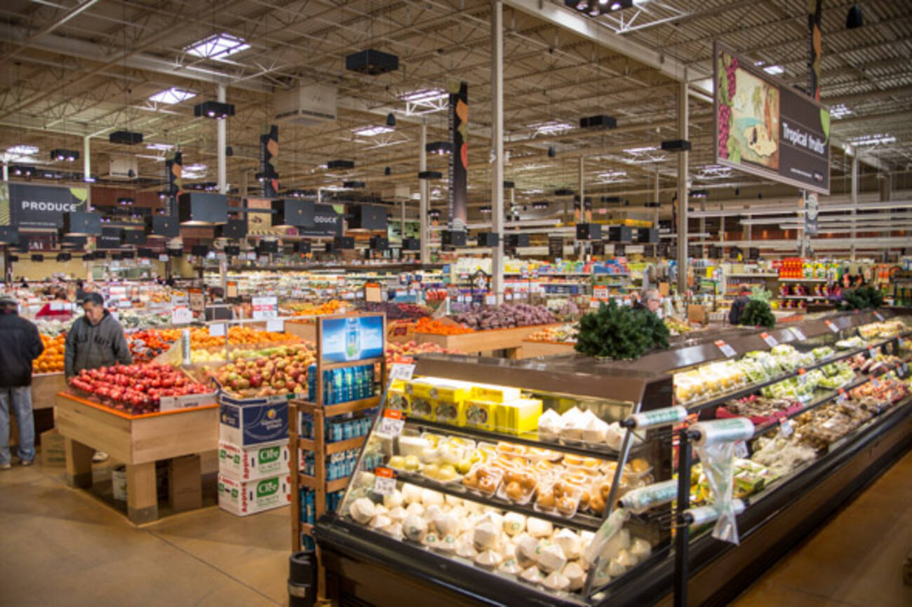 Whole Foods Canada Mississauga