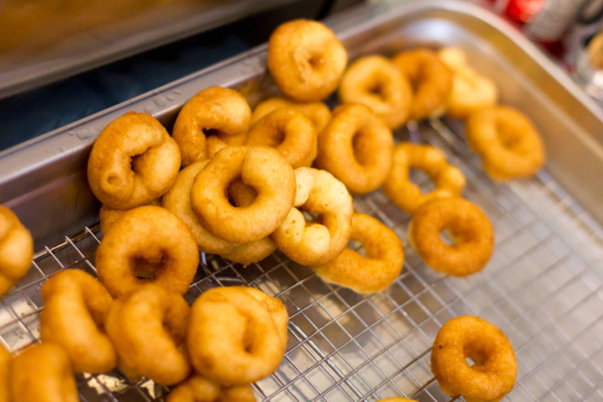 Lightweight Mini-Donuts Toronto