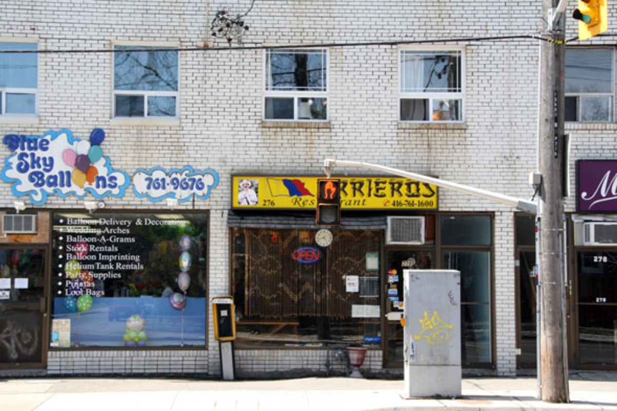 Los Arrieros Toronto