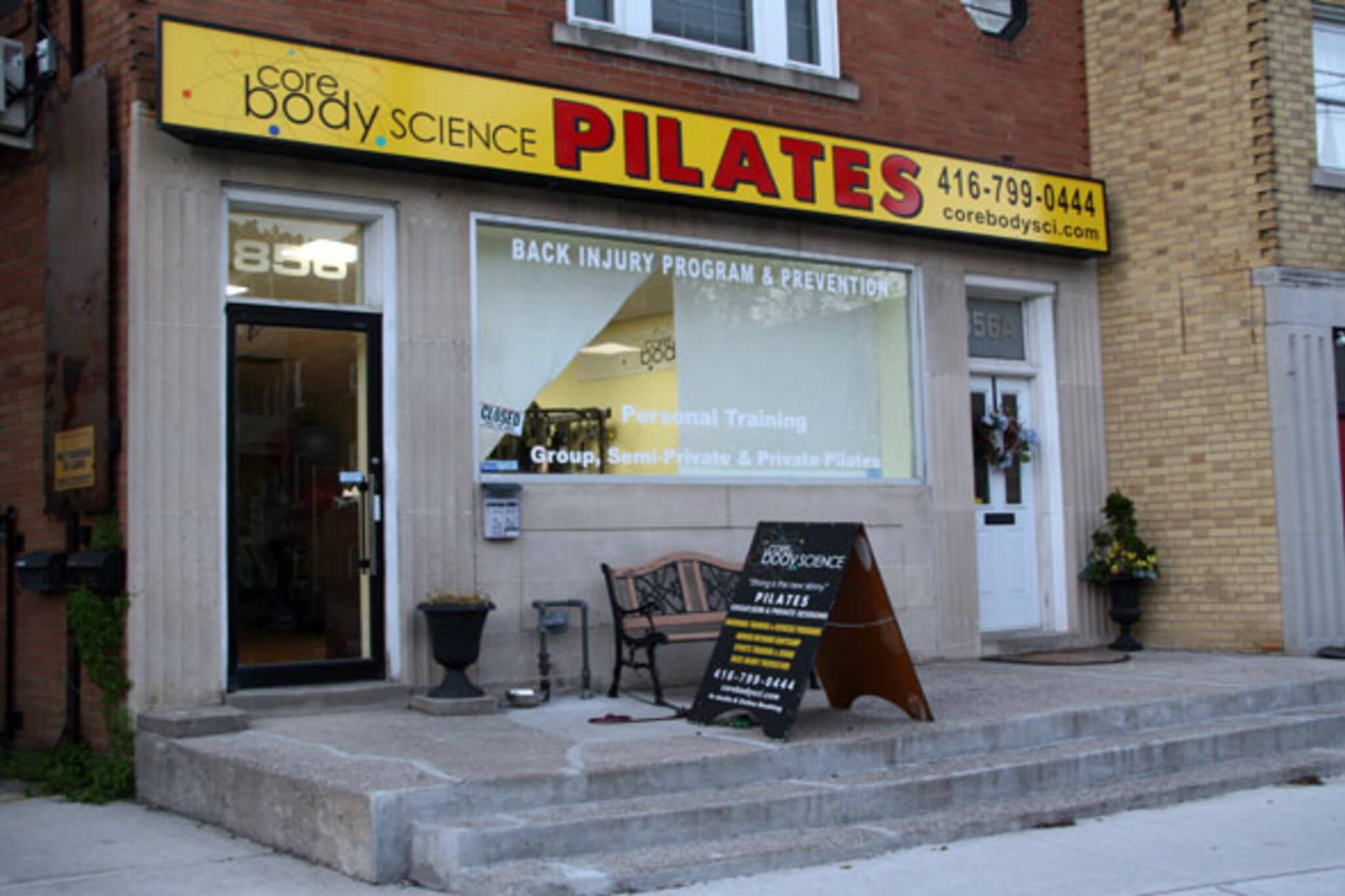 Core Body Science Pilates
