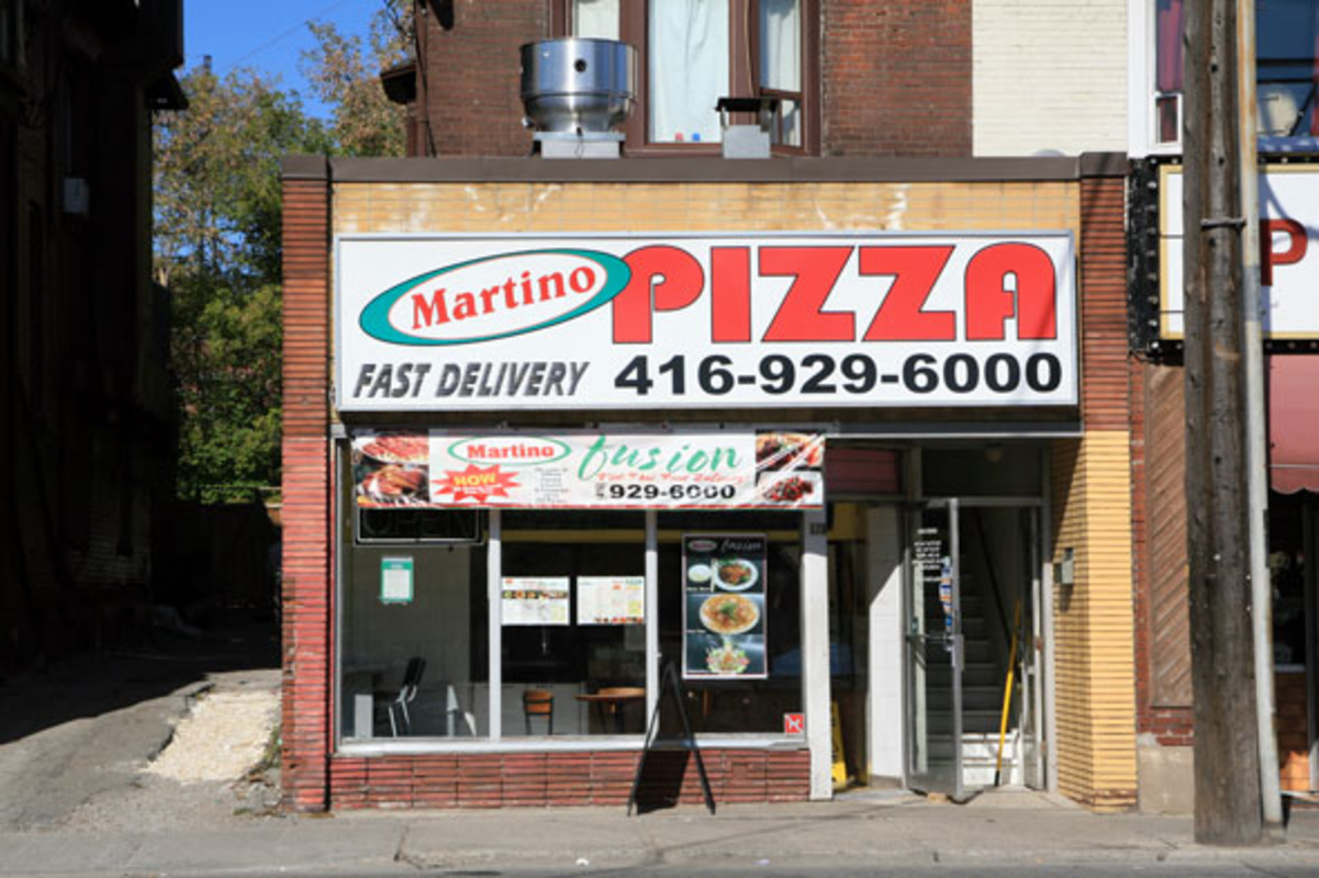Martino Pizza