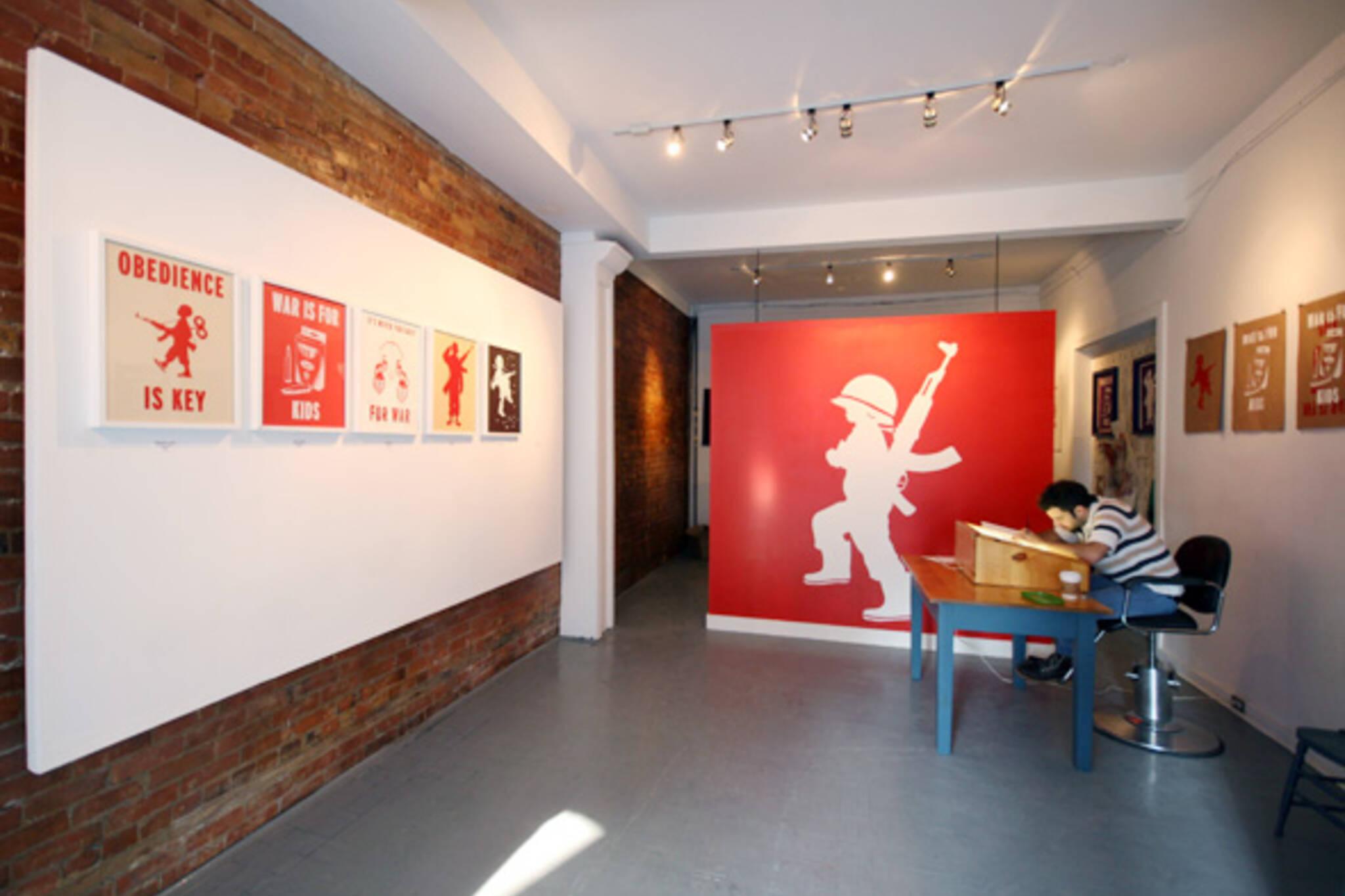 Barbershop Gallery Toronto