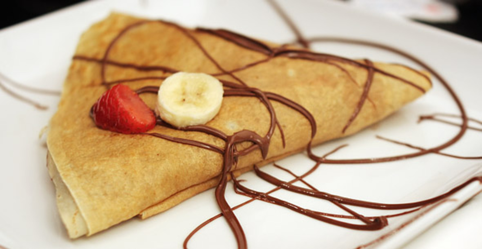 Celeste Crepe at I Feel Like Crepe in Toronto