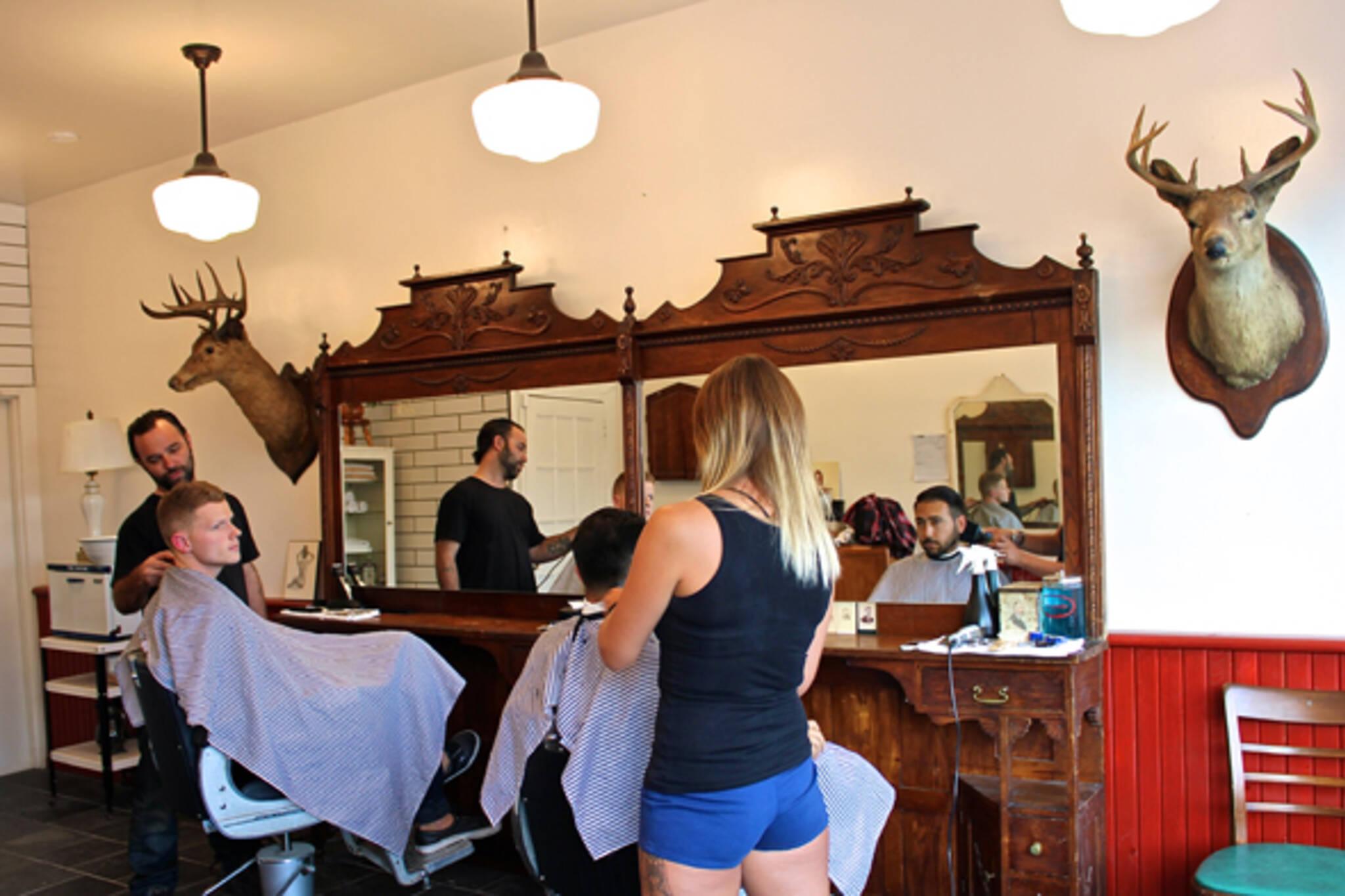 Hastings Barber Shop Toronto