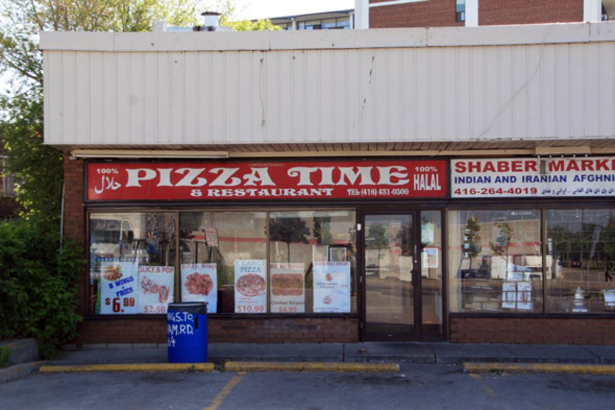 Halal Pizza Time