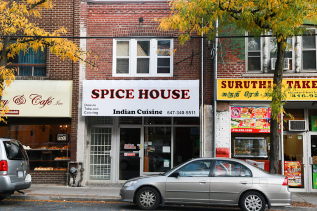 Spice house closed blogto toronto for Agra fine indian cuisine reviews