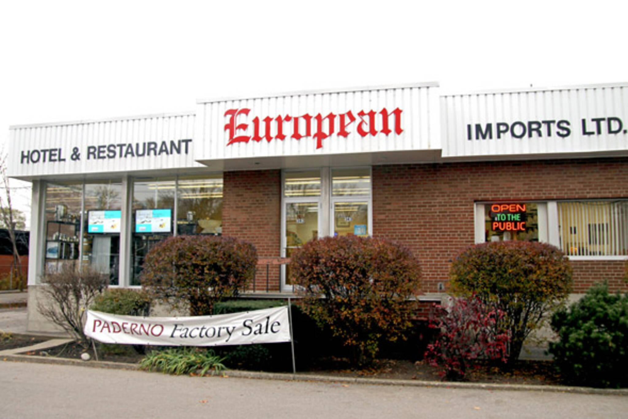 European Hotel & Restaurant Supply