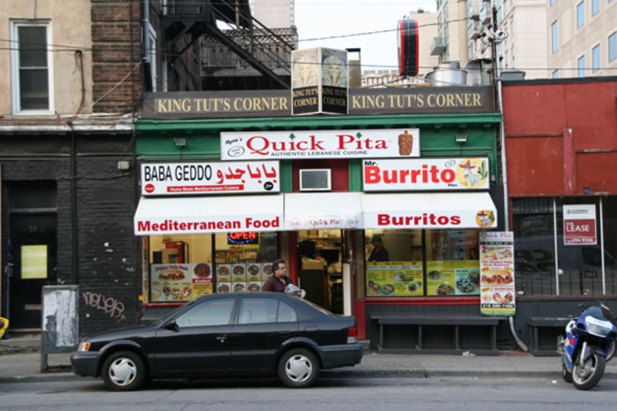 Mr Burrito Toronto