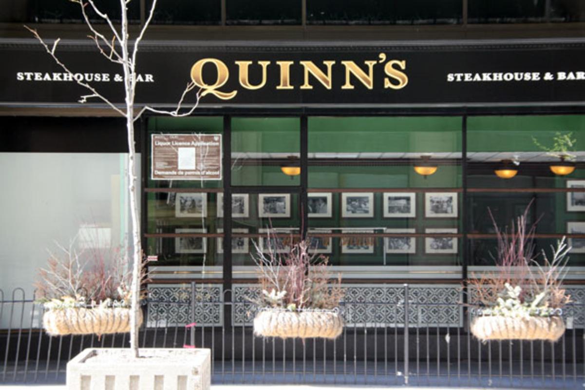 Quinns Toronto