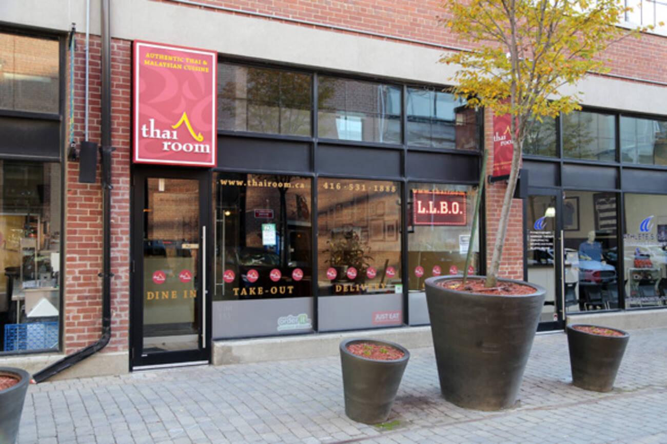 Basil Thai Restaurant Toronto