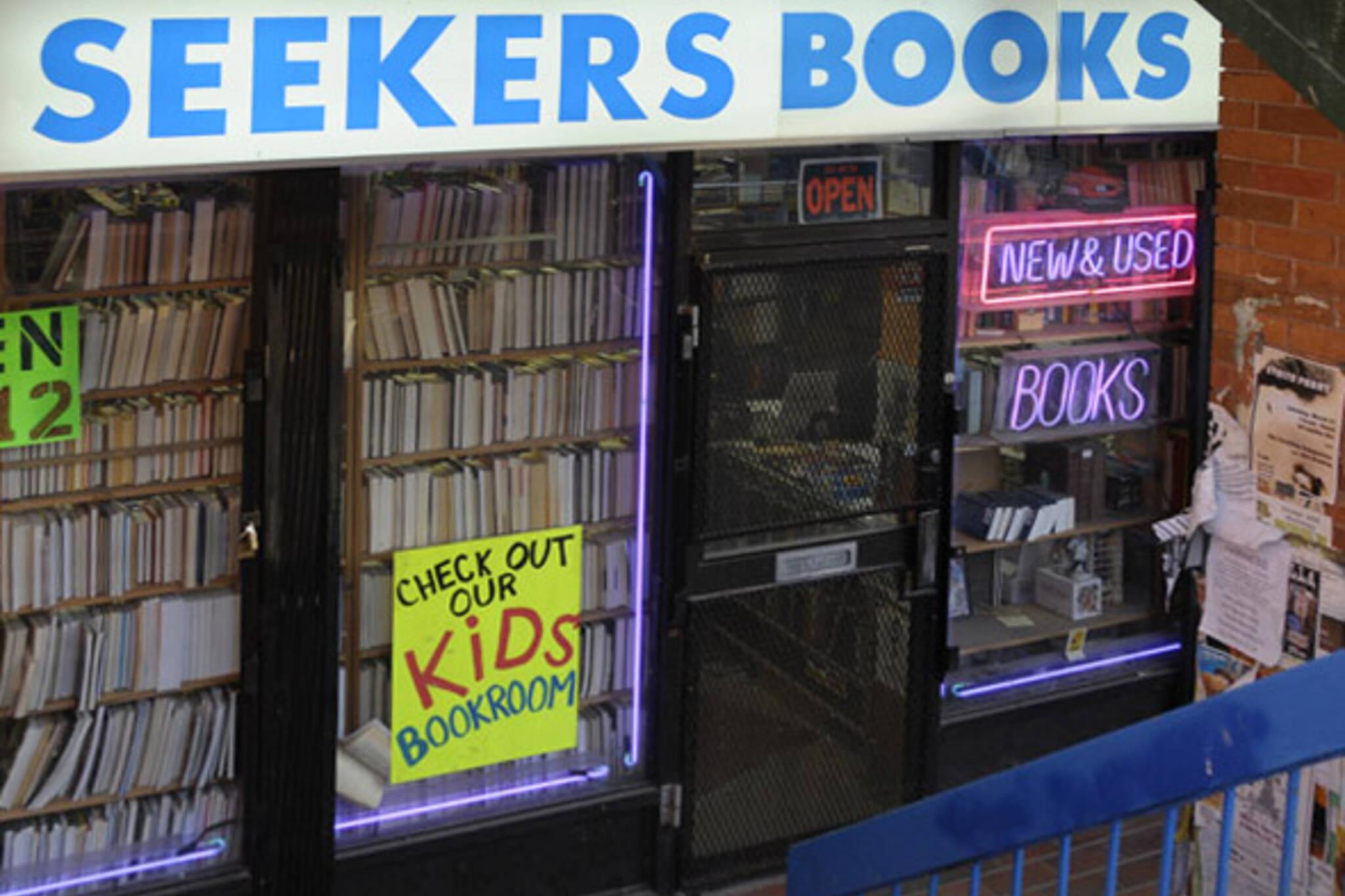 Seekers Books Toronto