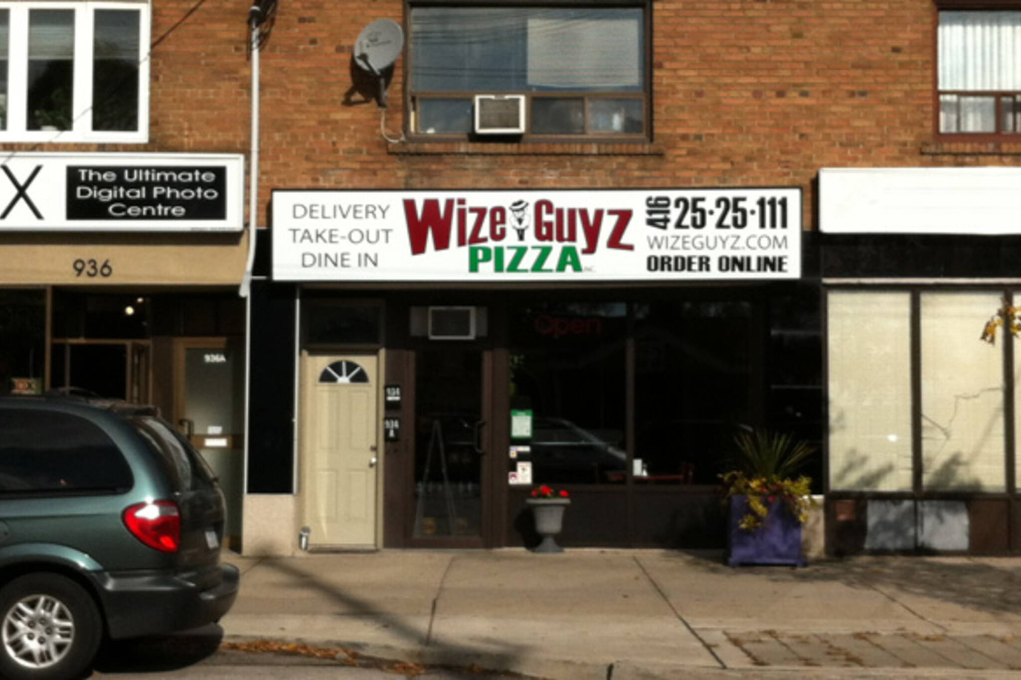Wize Guyz Pizza