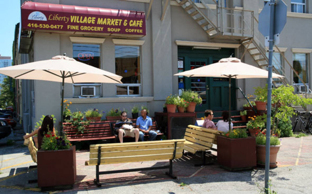 Liberty Village Market And Cafe Blogto Toronto