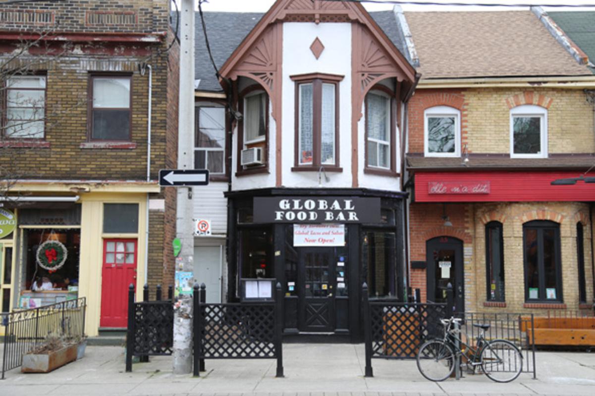 Global Food Bar