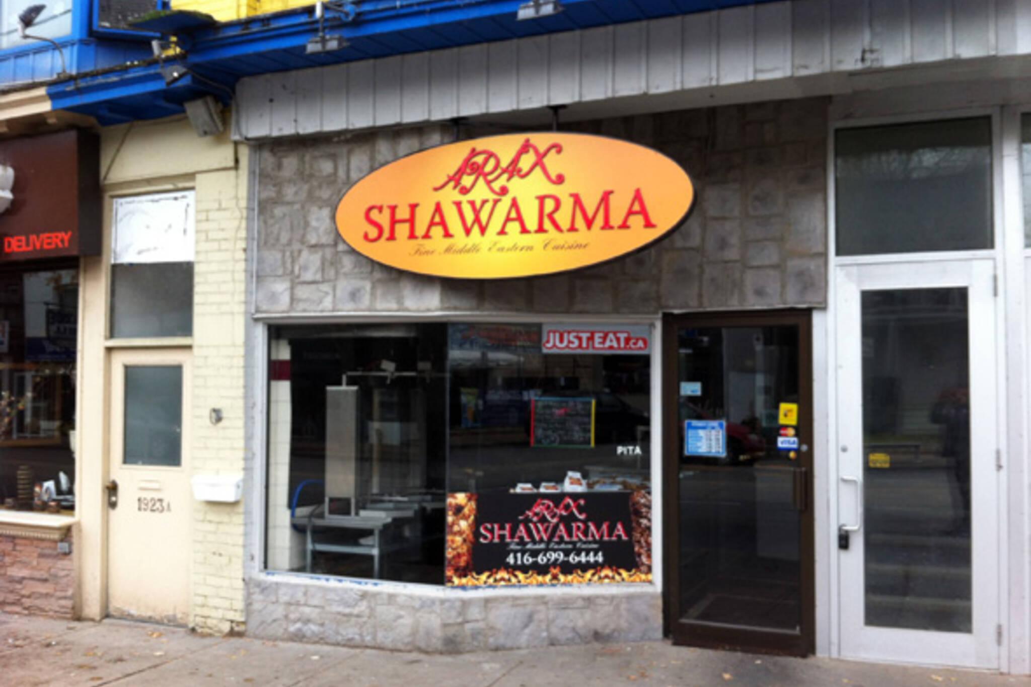 Arax Shawarma